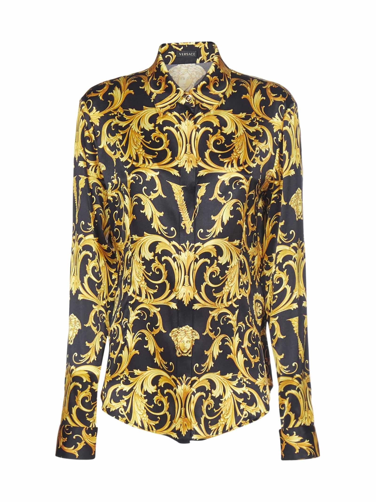 Versace Fitted Shirt