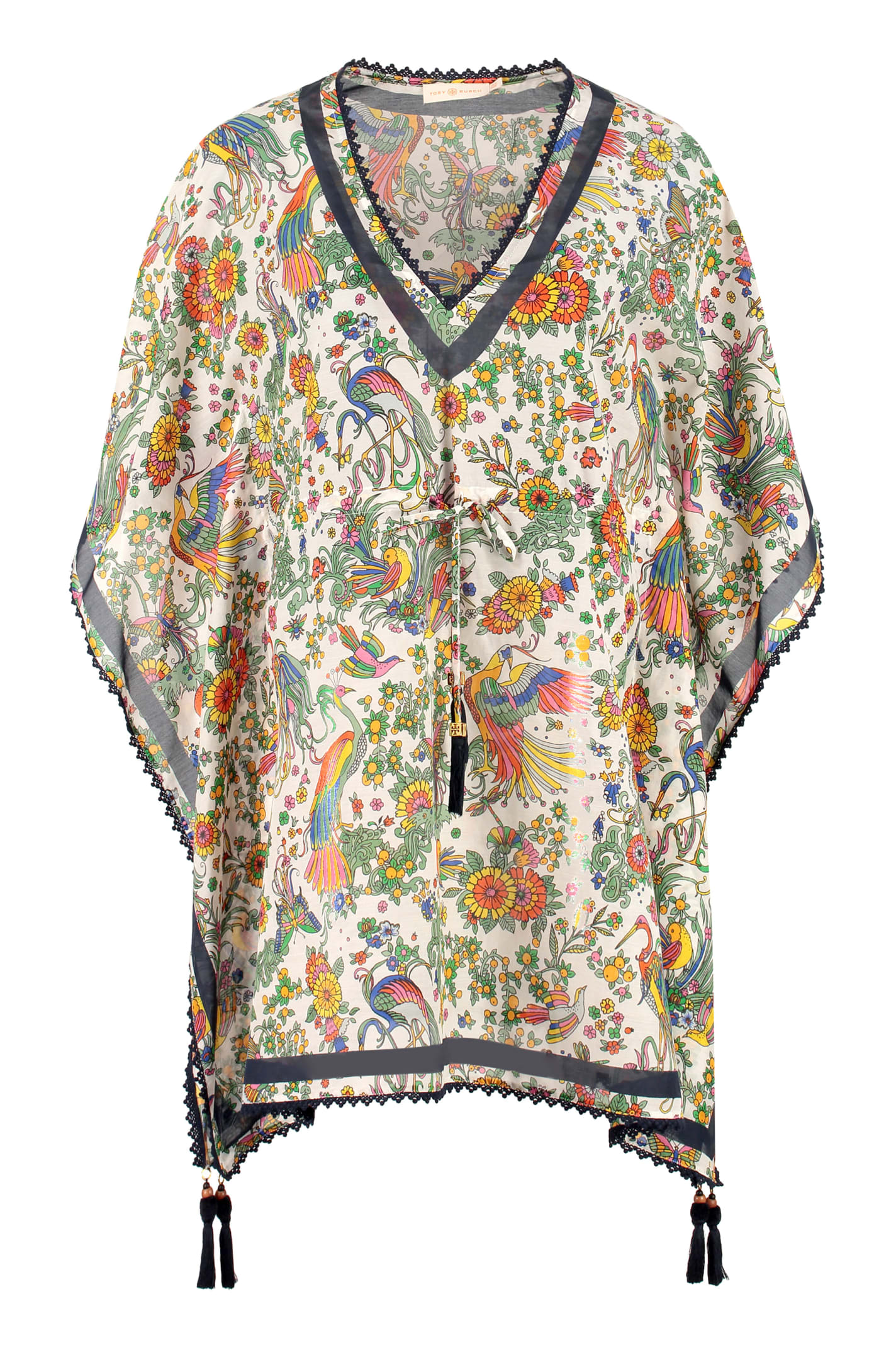 Tory Burch Printed Kaftan Dress