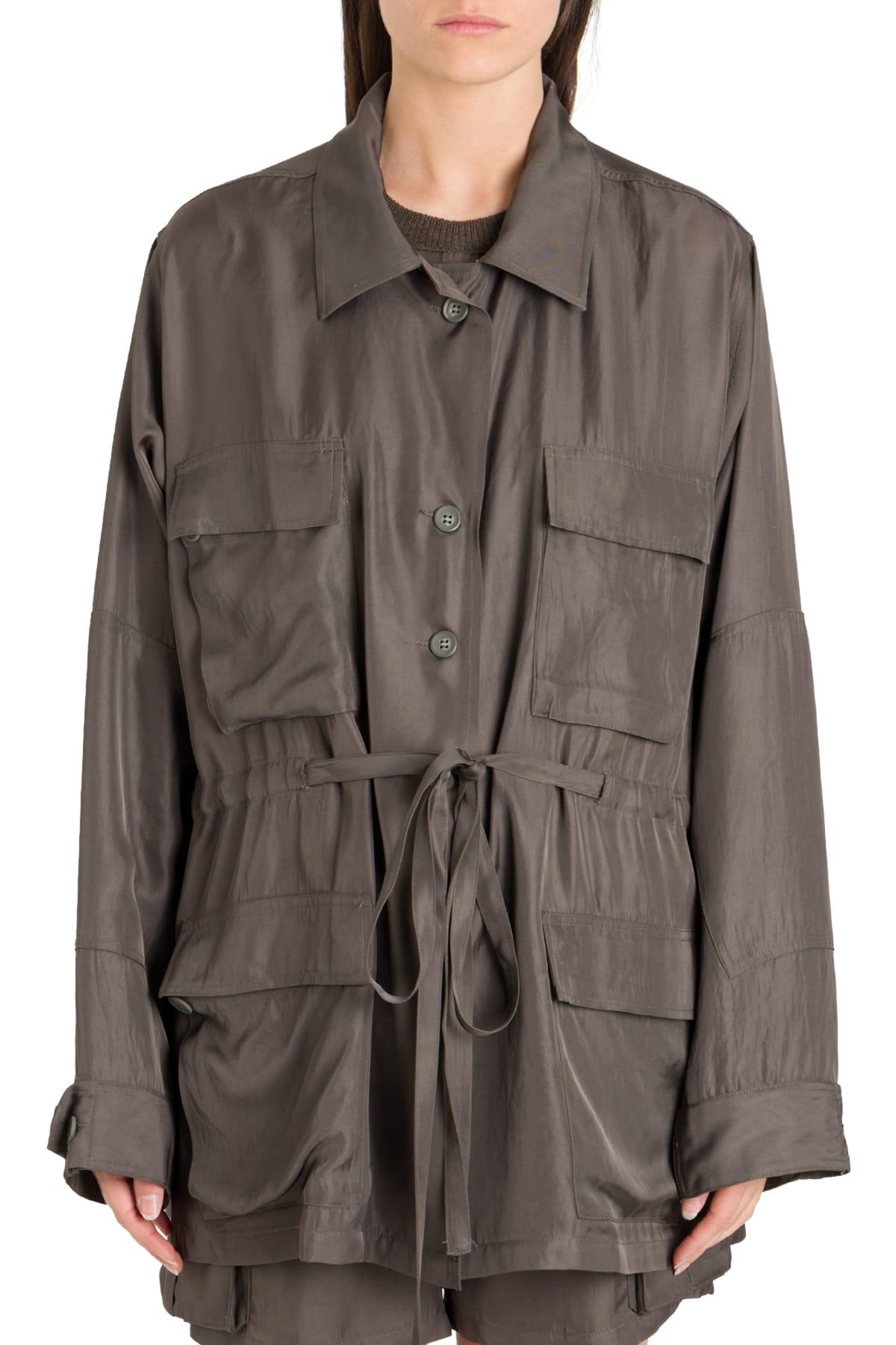 Parosh Cady Safari Jacket