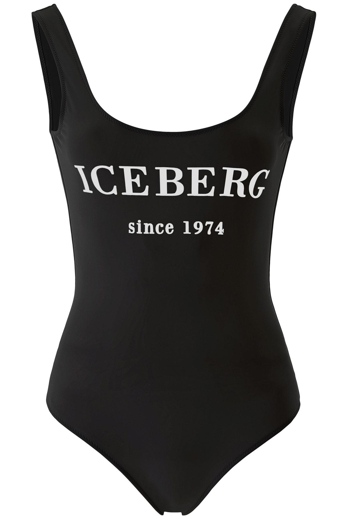Iceberg LOGO SWIMSUIT