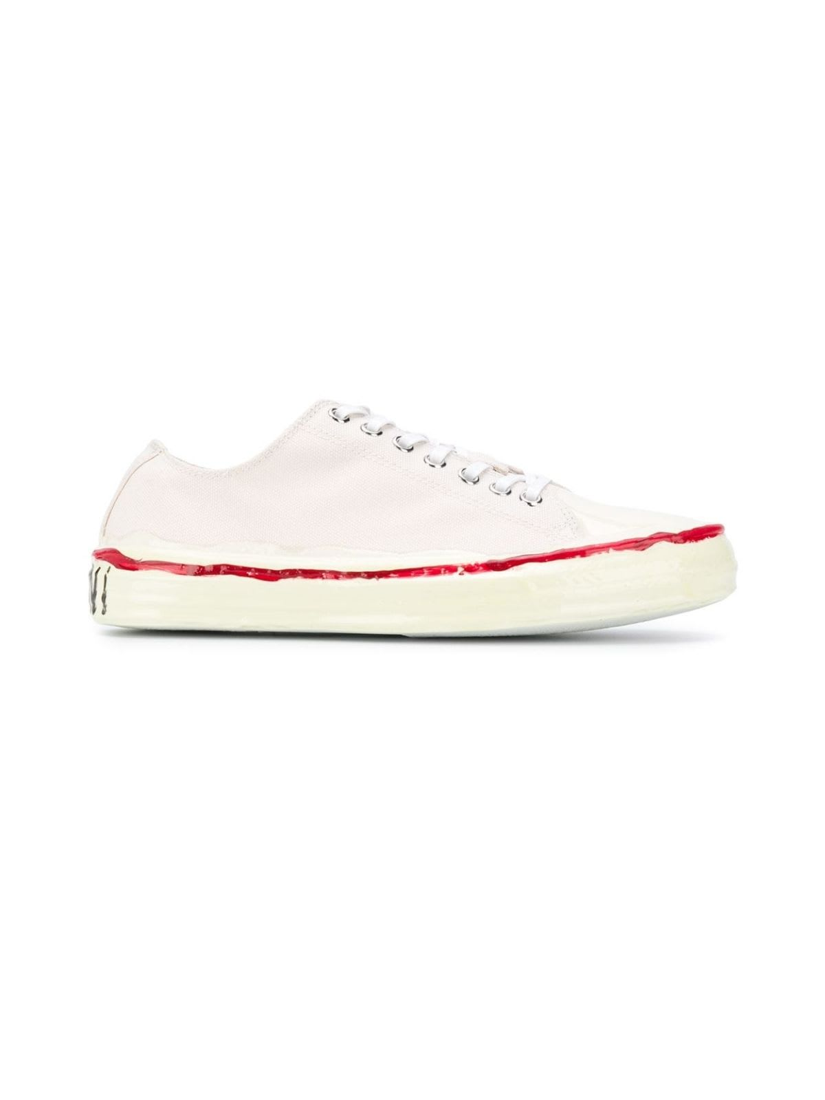 Buy Marni Low Sneakers online, shop Marni shoes with free shipping
