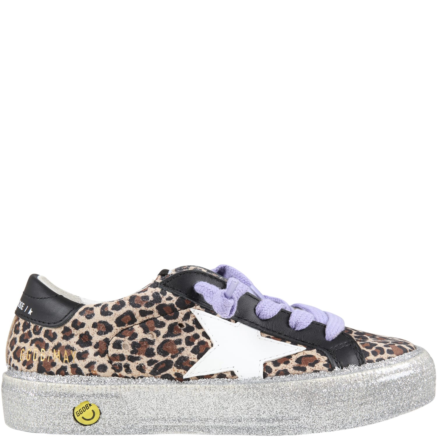 Golden Goose Multicolor may Sneakers For Girl