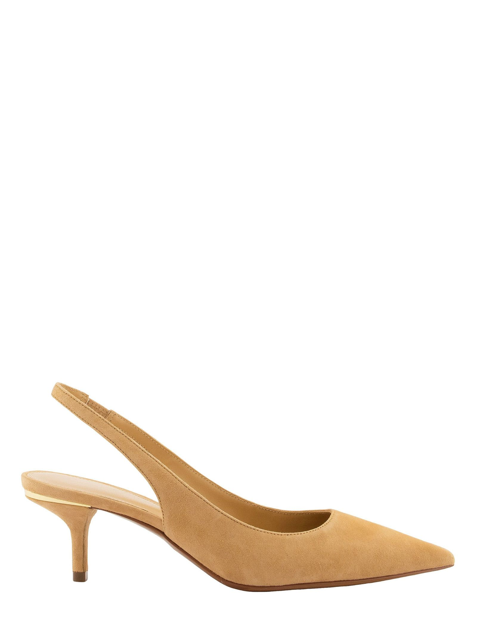 Michael Kors Sandal In Suede Sandals