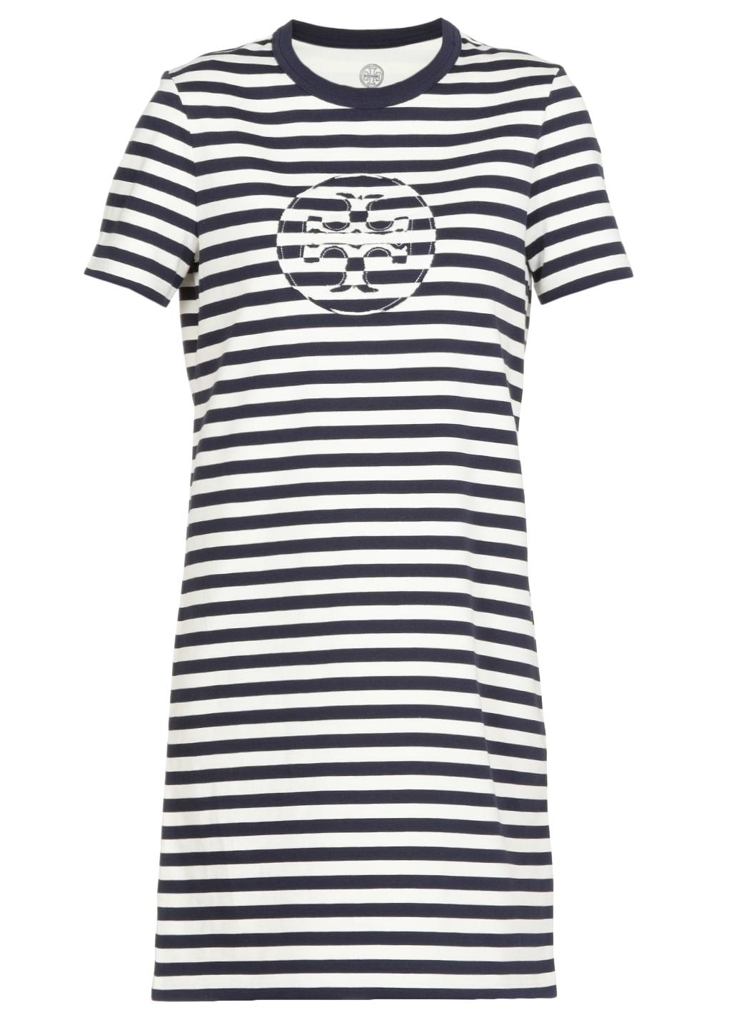 Tory Burch Cotton Striped Dress