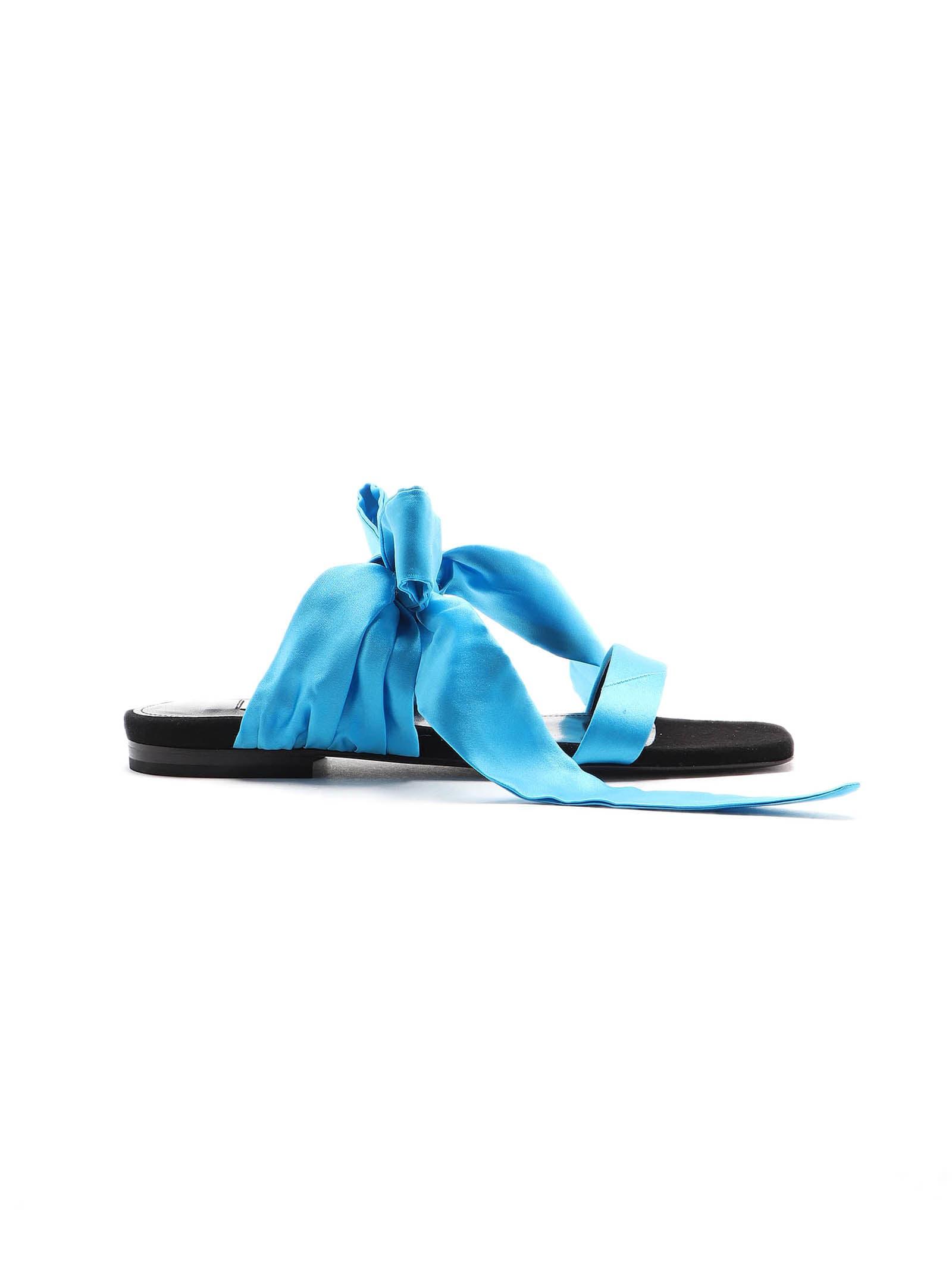 The Attico Flat Sandal