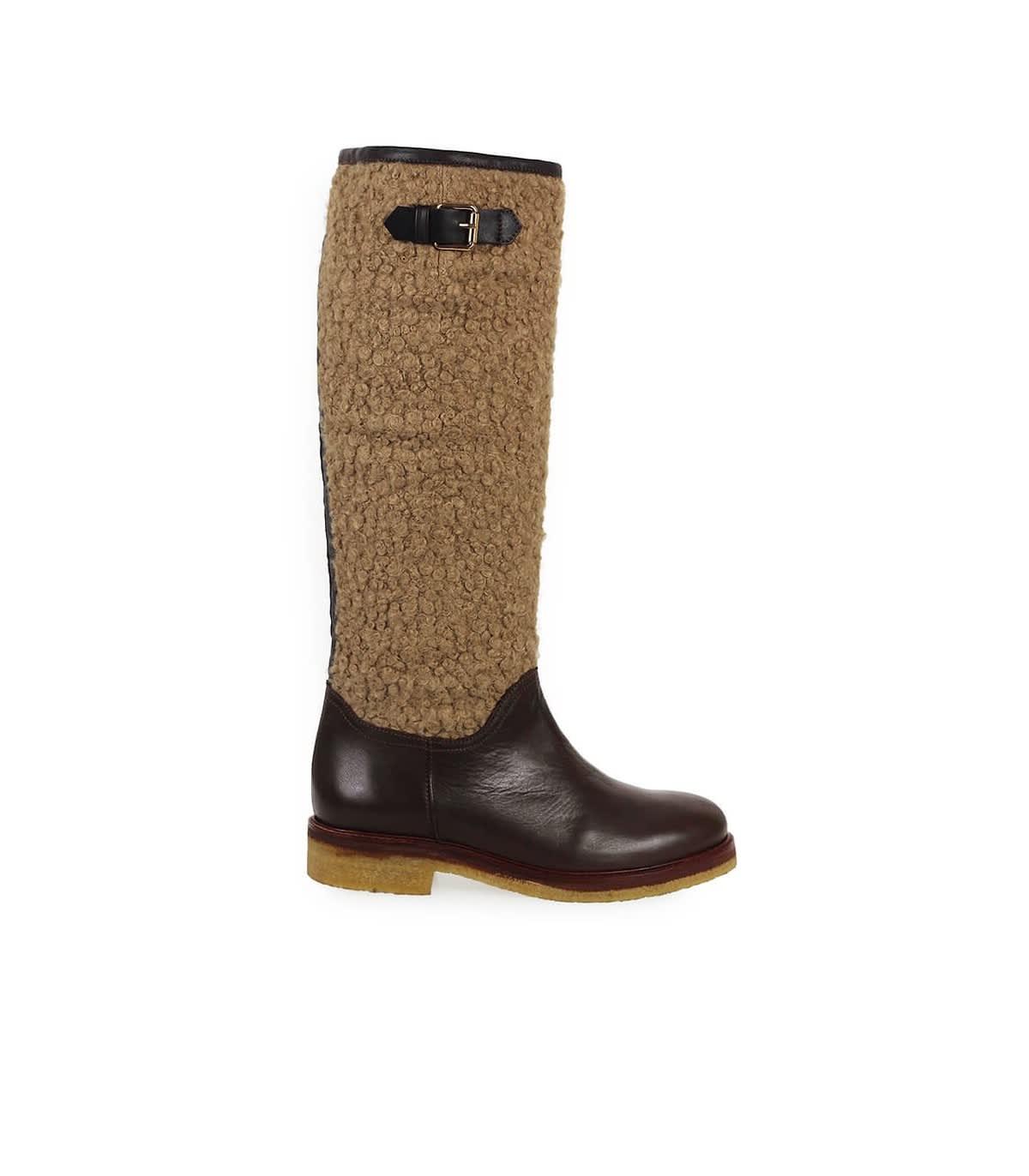 Roberto Festa Belfort Brown High Boot