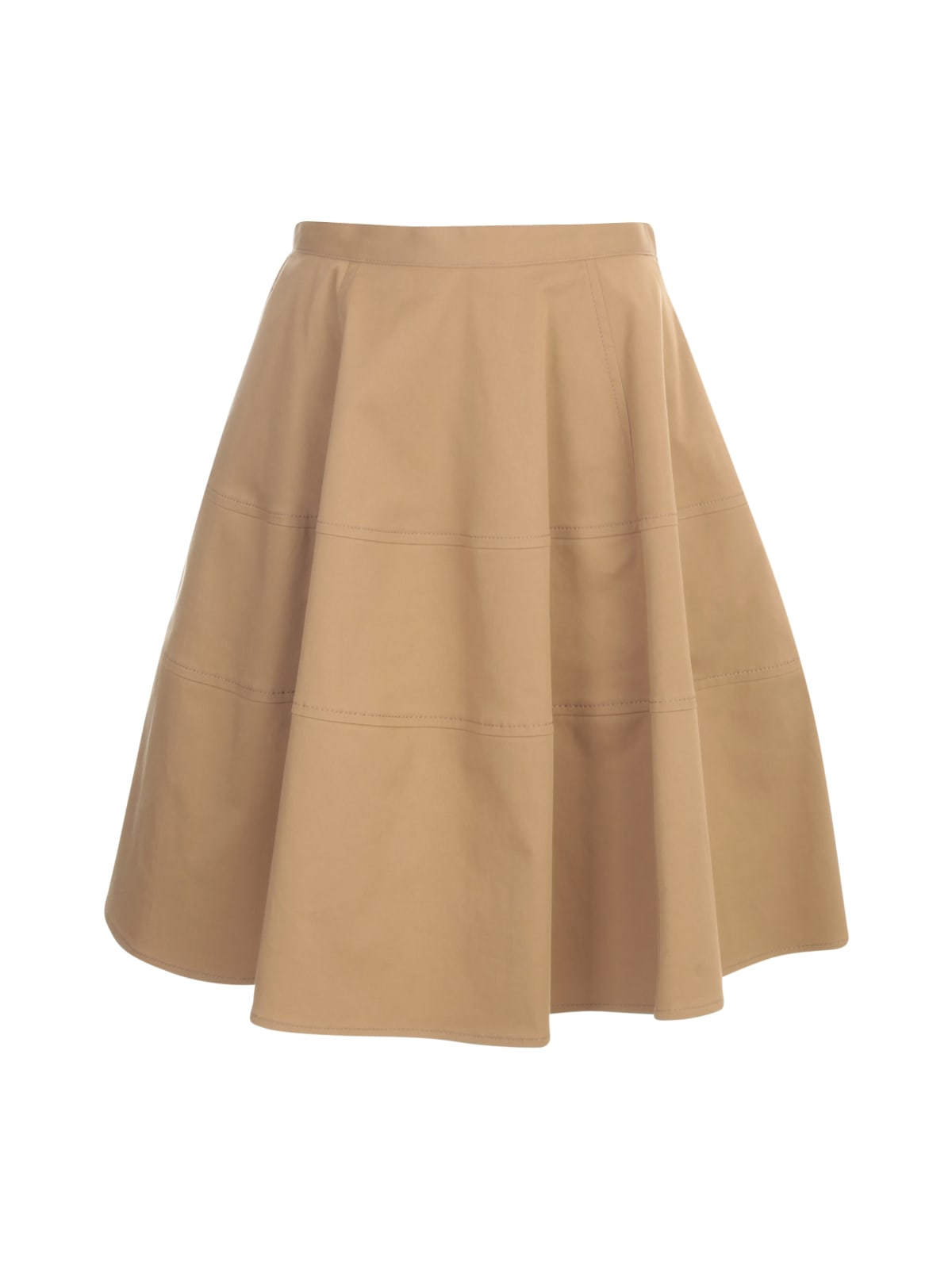 Aspesi SHORT WHEEL SKIRT