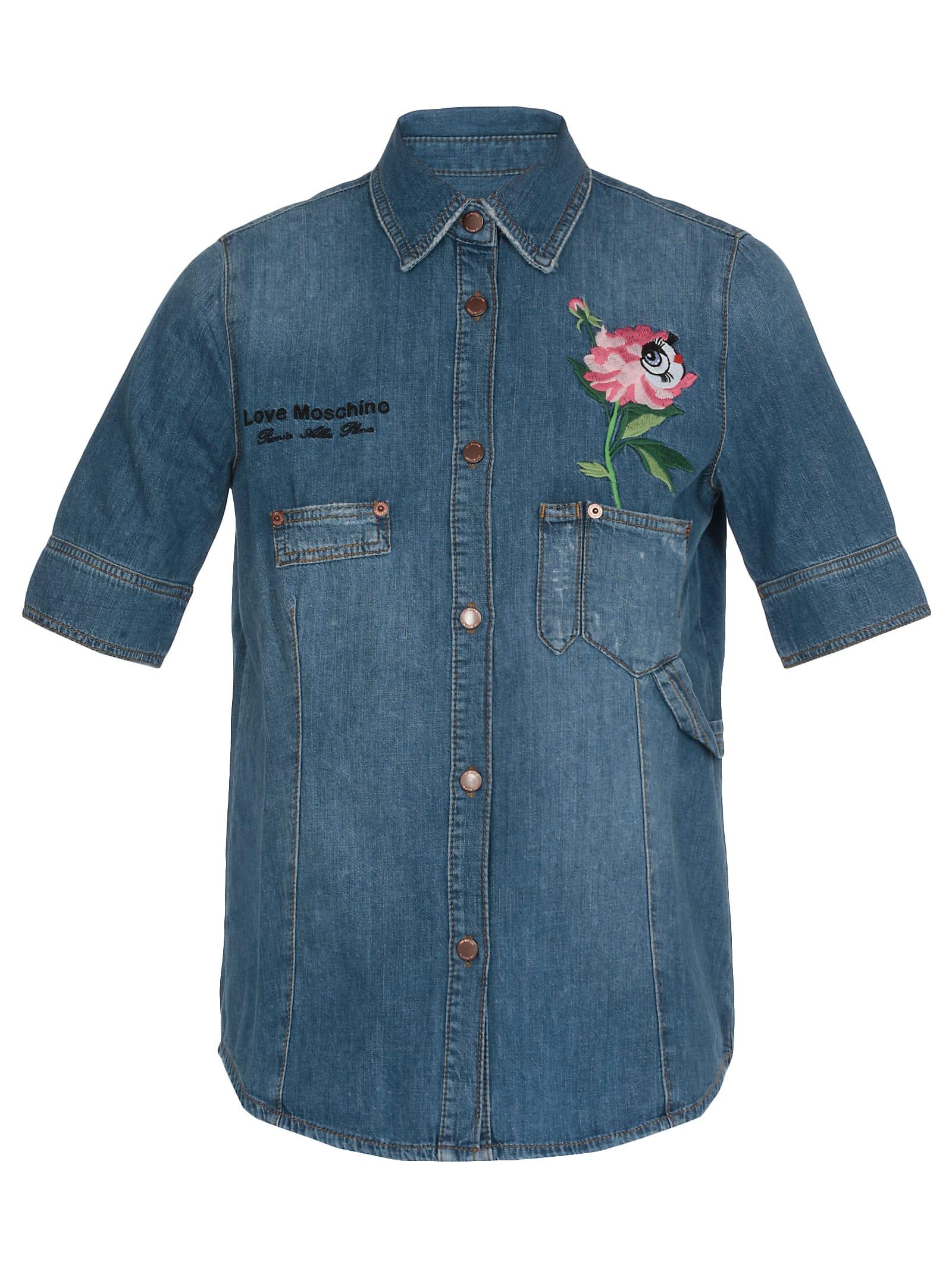 6d42934b60 Love Moschino Jeans Shirt