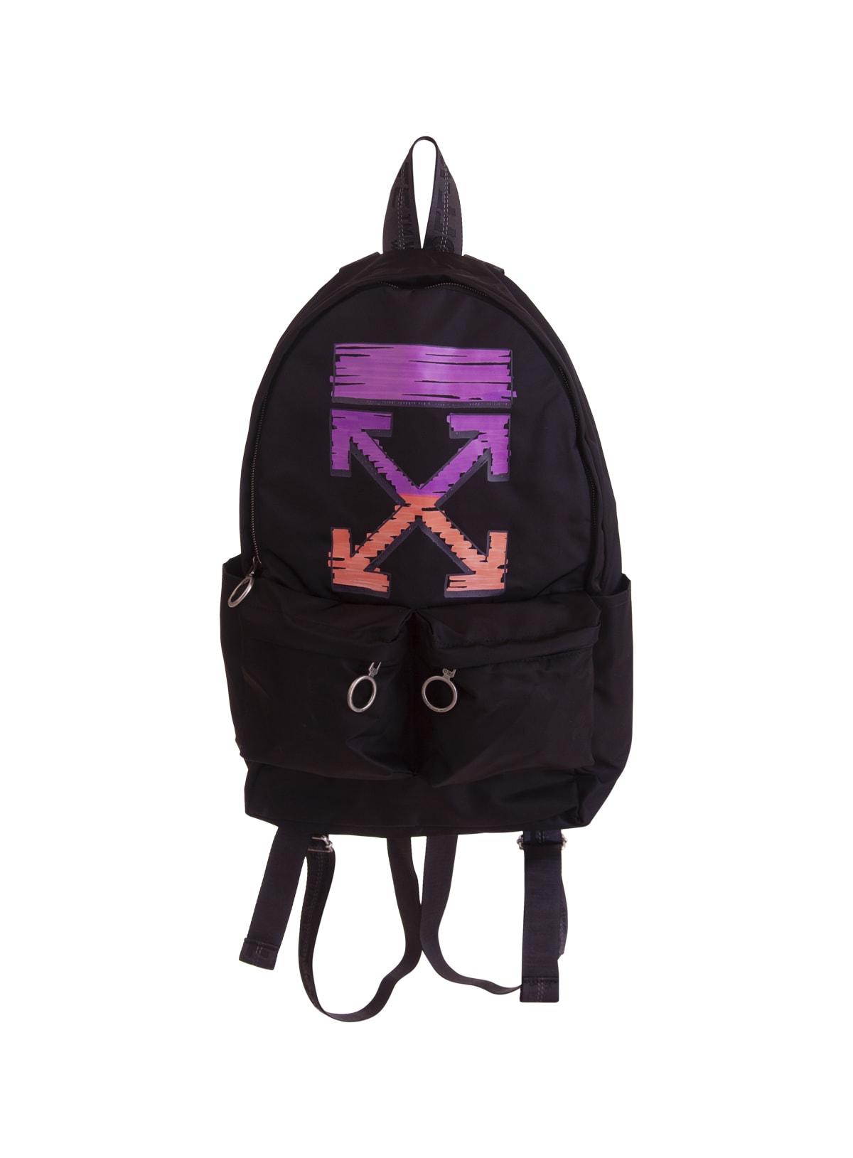 Off-white Marker Arrow Easy Backpack