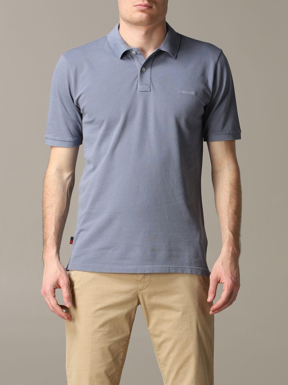 Woolrich Polo Shirt Polo Shirt Men Woolrich