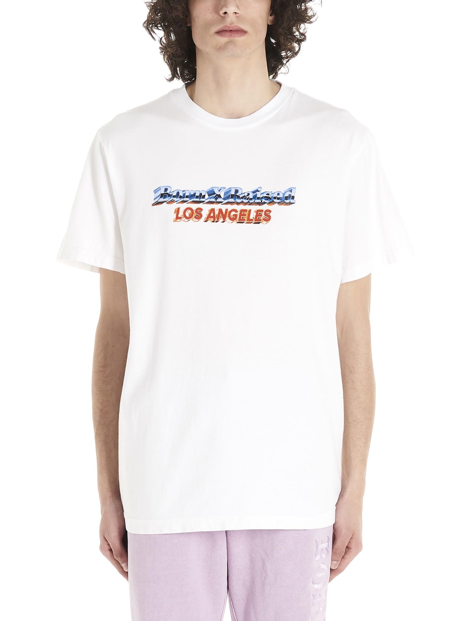 Bornxraised chrome T-shirt