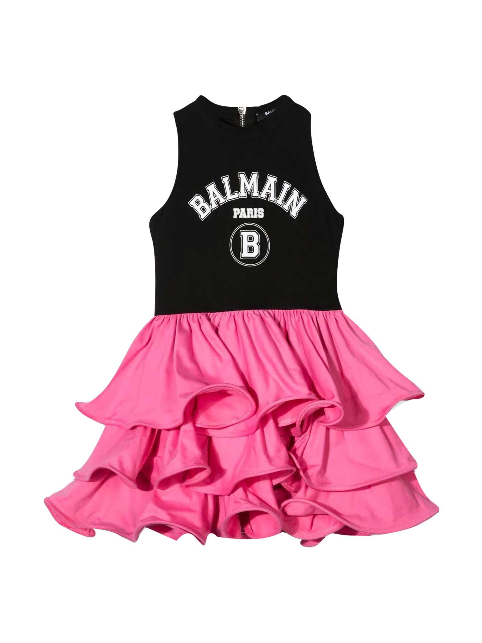 Balmain SLEEVELESS DRESS