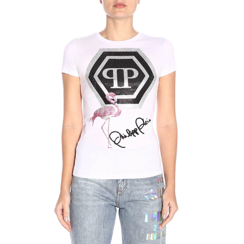 639ee3ba77e Philipp Plein T-shirt T-shirt Women Philipp Plein