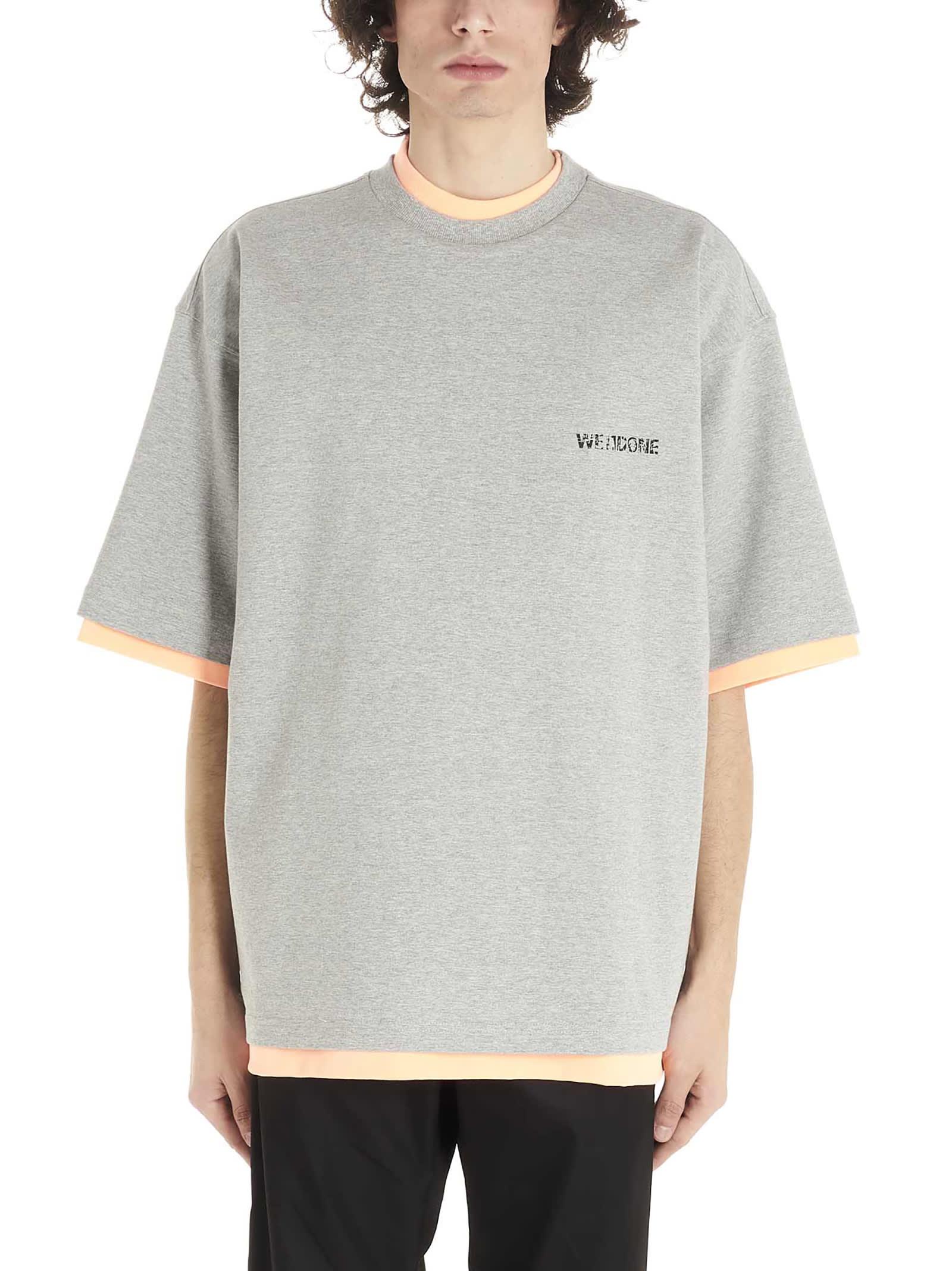 We11 Done gig T-shirt