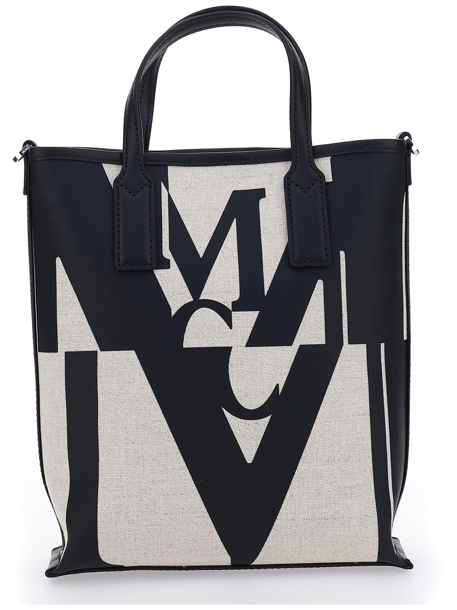 Mcm MCM MINI SHOPPER BAG