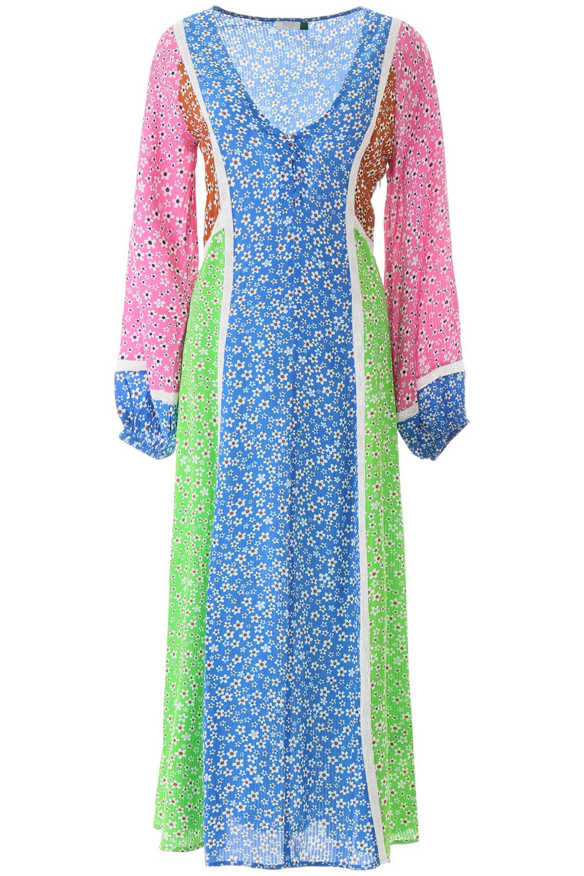 Buy RIXO Nikki Floral Dress online, shop RIXO with free shipping