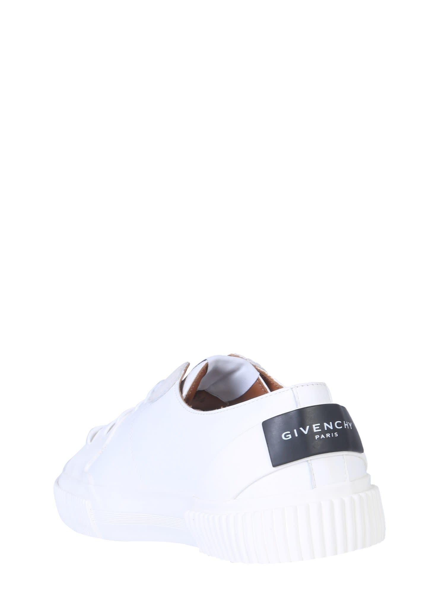 hot-vente dernier service durable mieux aimé Givenchy Givenchy Light Basket Tennis Sneaker - BIANCO ...