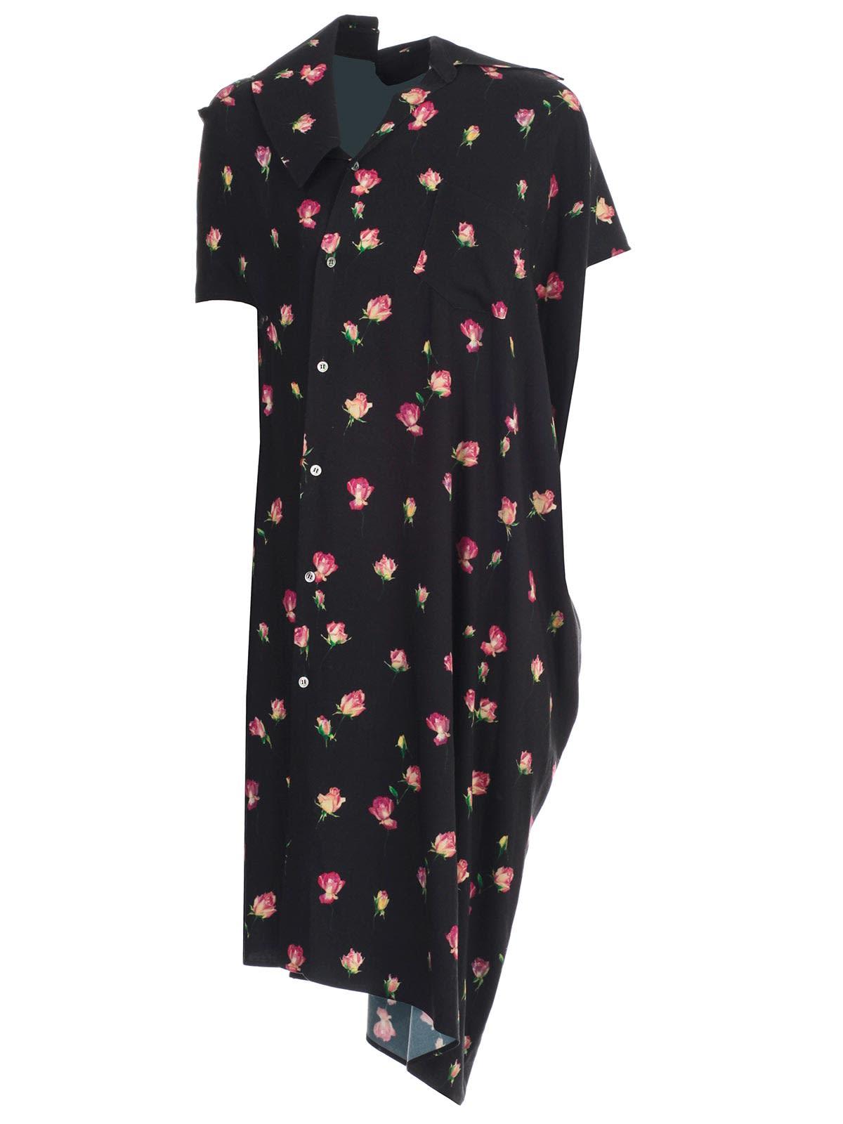 Junya Watanabe Comme Des Garçons Dress S & s Asymmetric W & pocket