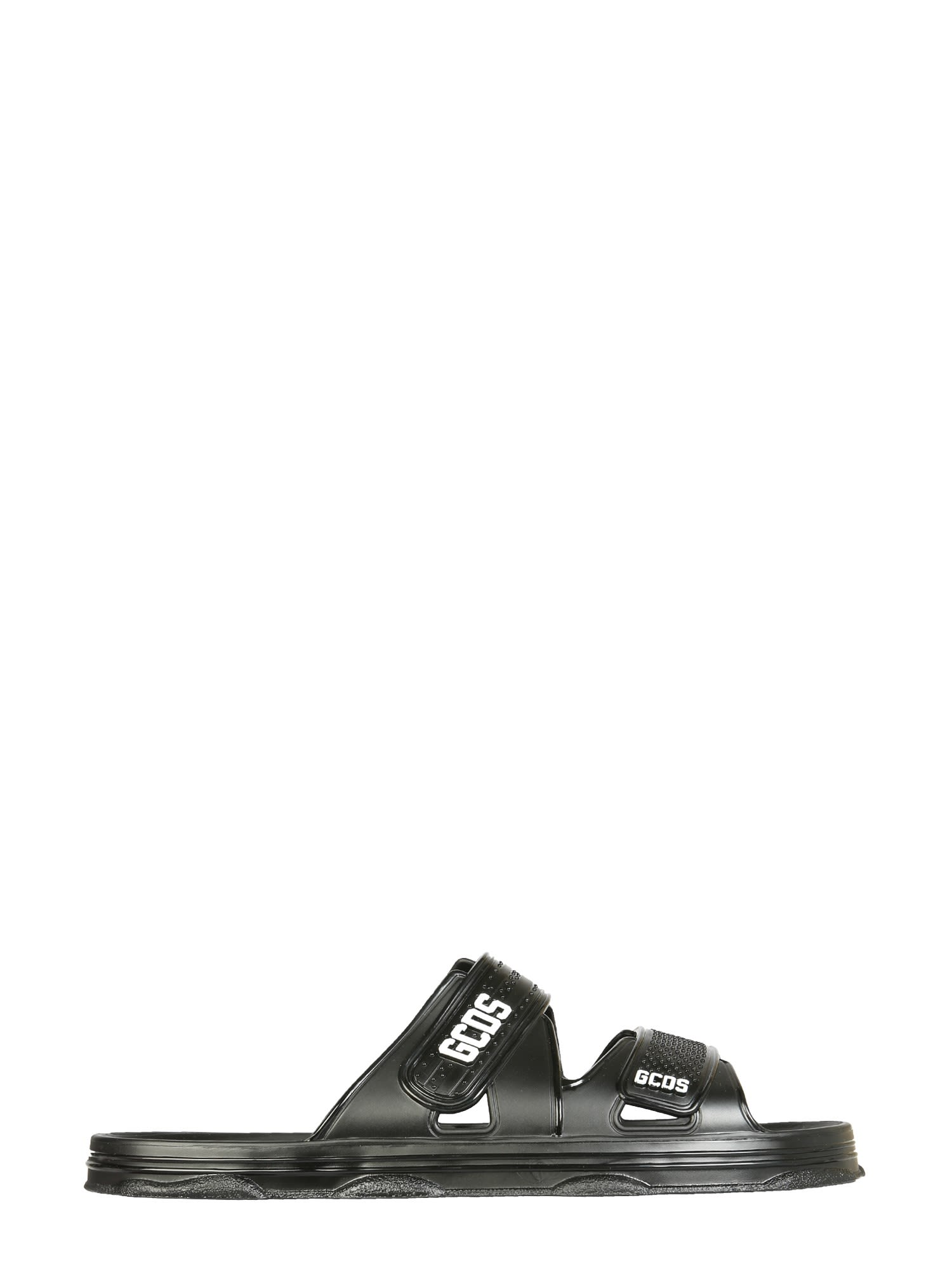 Gcds SANDALS WITH LOGO