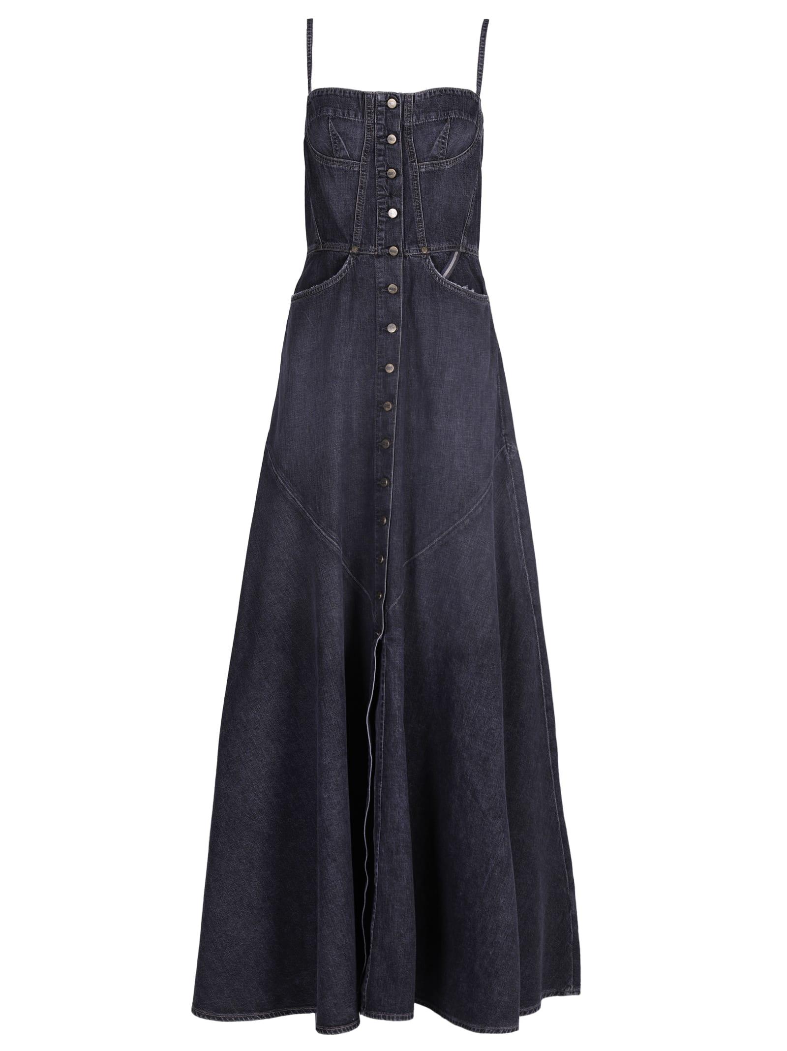 Jean Atelier Denim Dress
