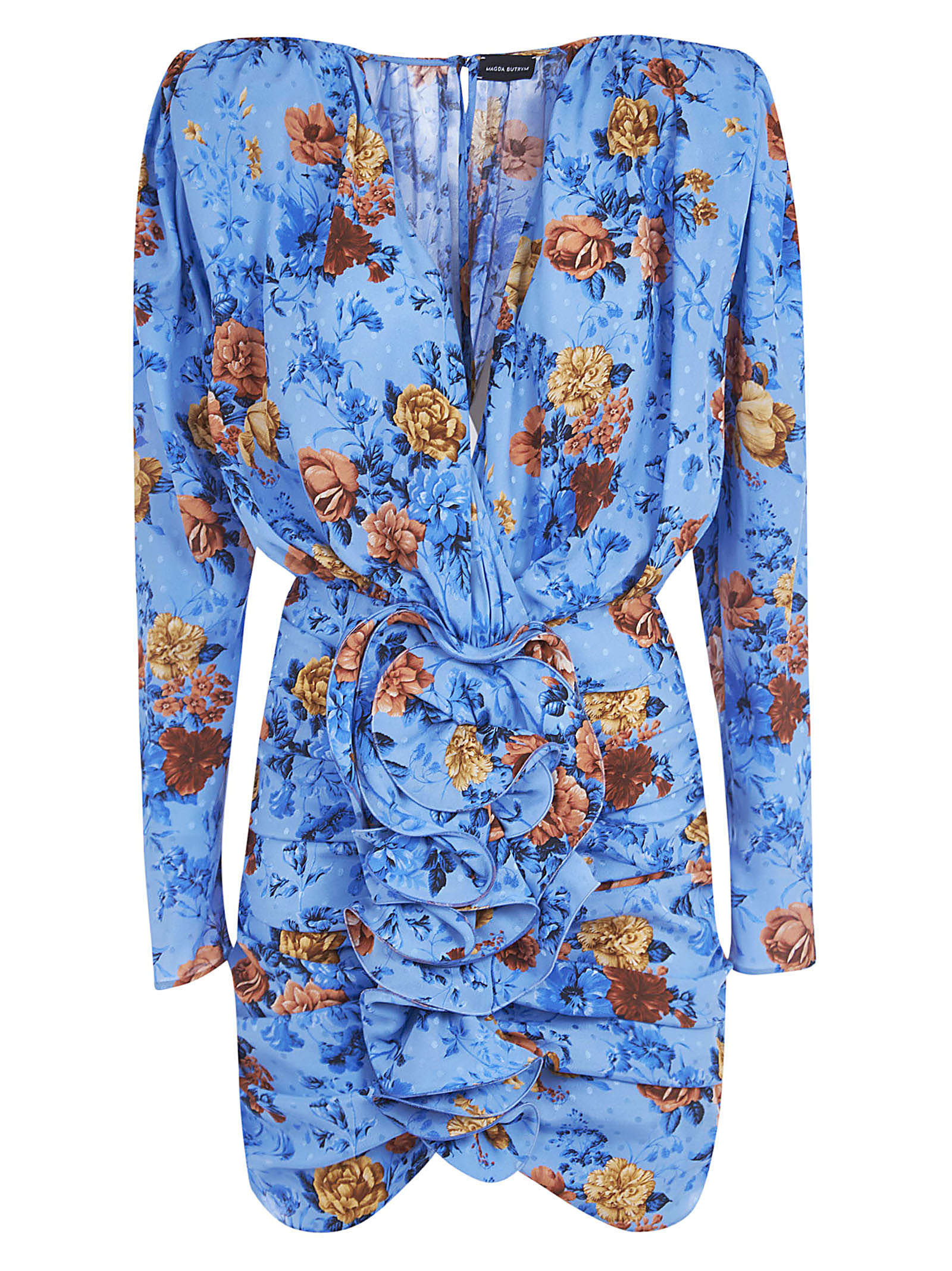Buy Magda Butrym Burgos Dress online, shop Magda Butrym with free shipping
