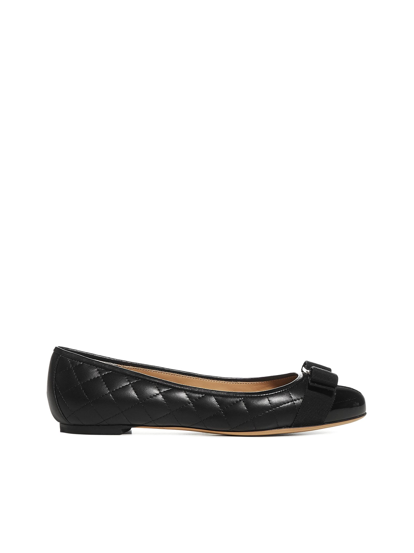 Salvatore Ferragamo Leathers FLAT SHOES