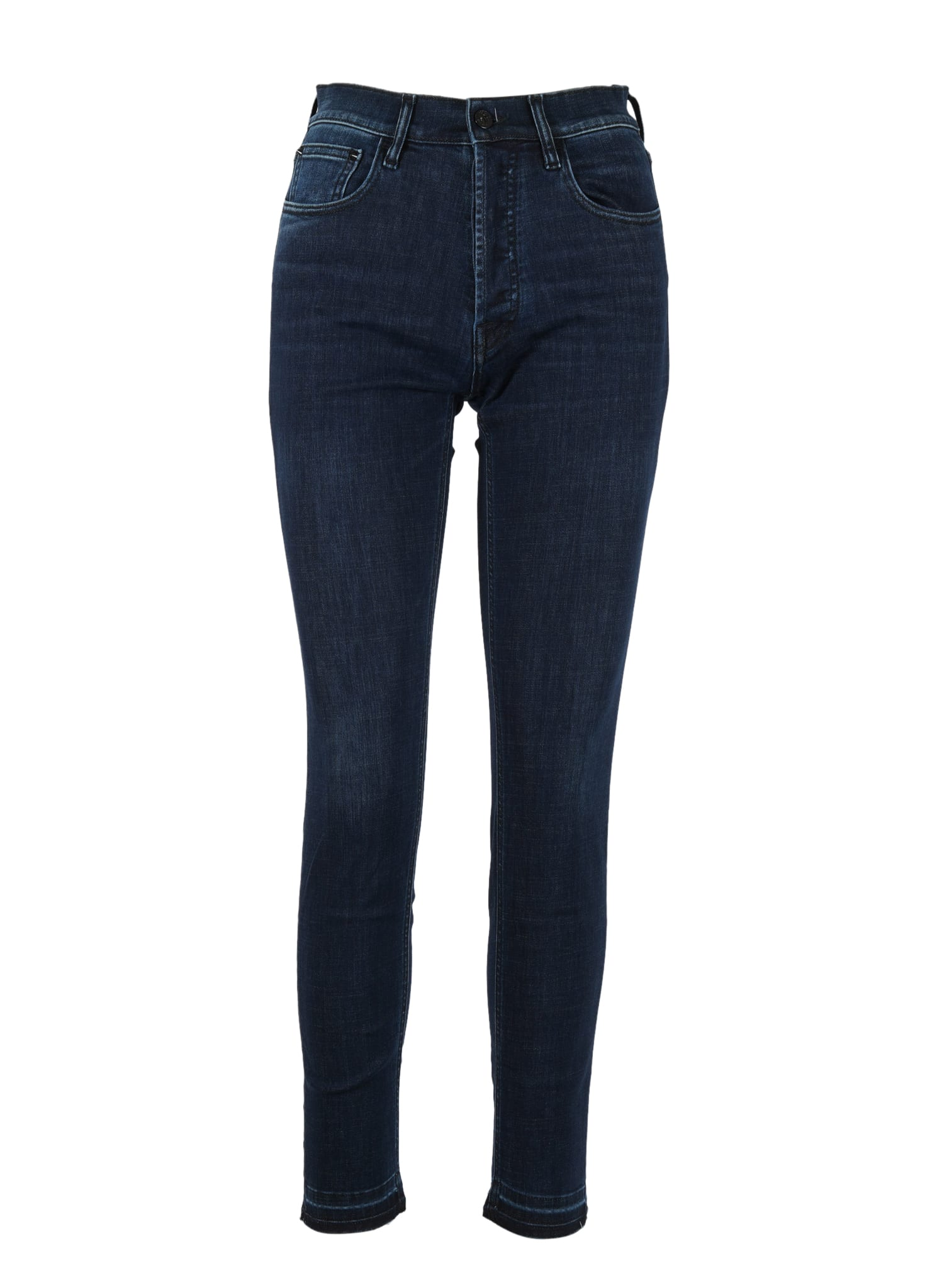 Body Slim High Rise Jeans