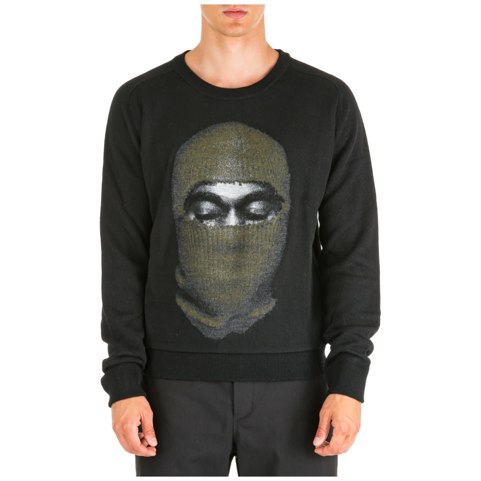 Ih Nom Uh Nit Kanye Mask Jumper