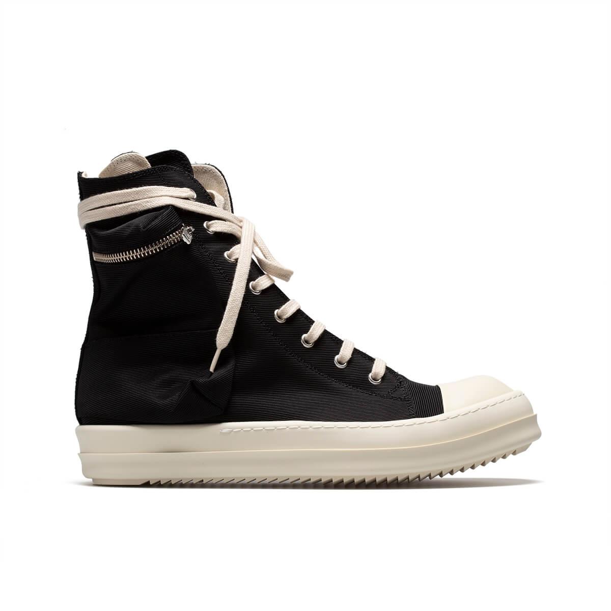 High Top Cargo Sneakers