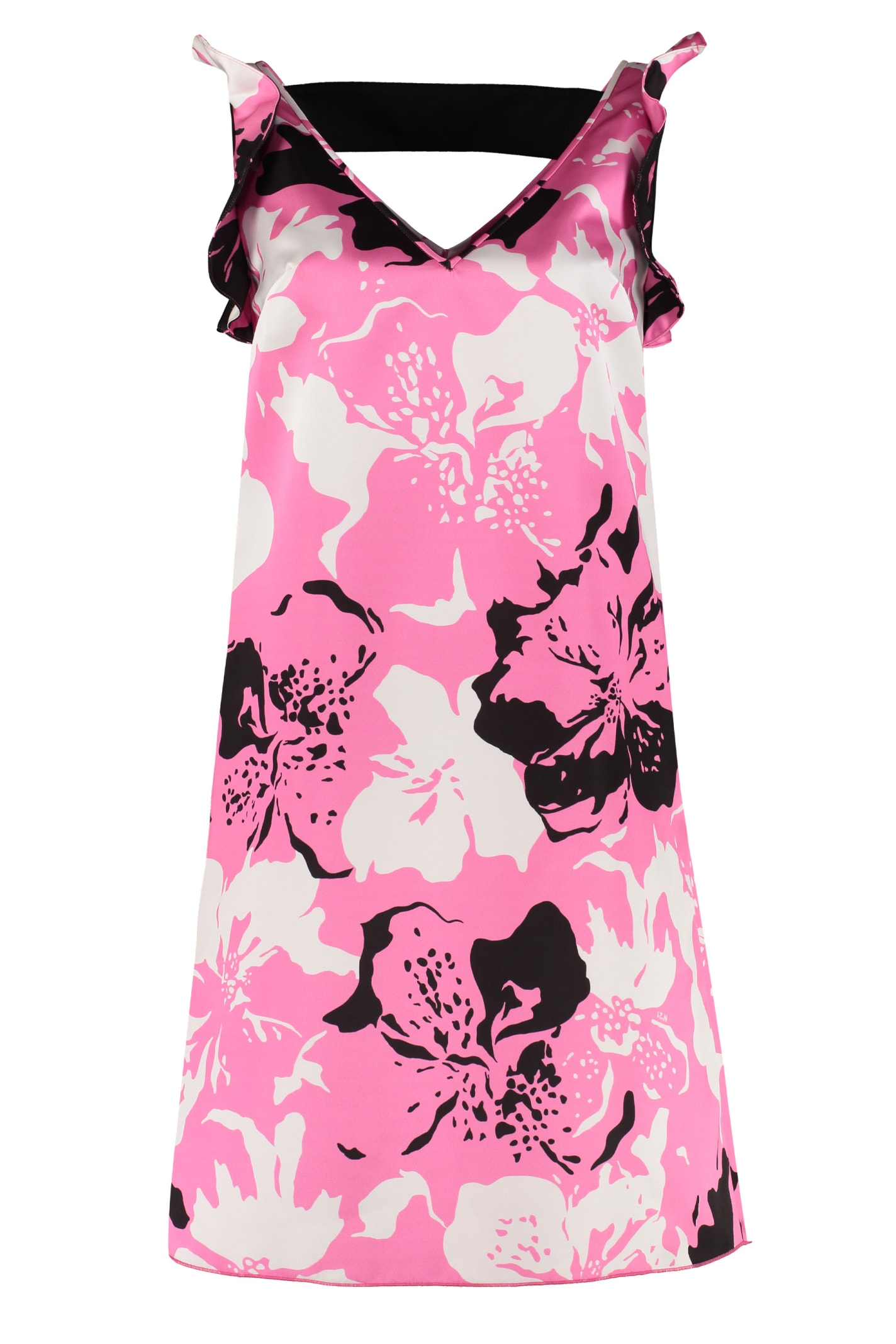 Buy N.21 Dress With Floral Print online, shop N.21 with free shipping