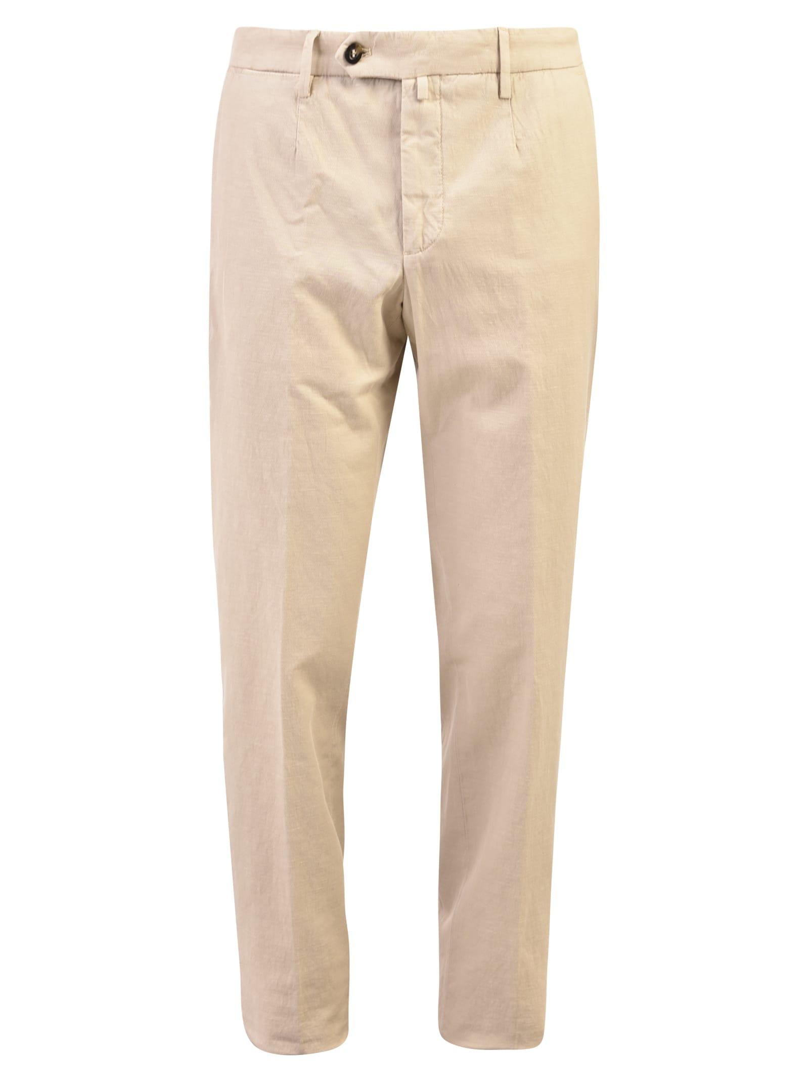 1949 Beige Trousers