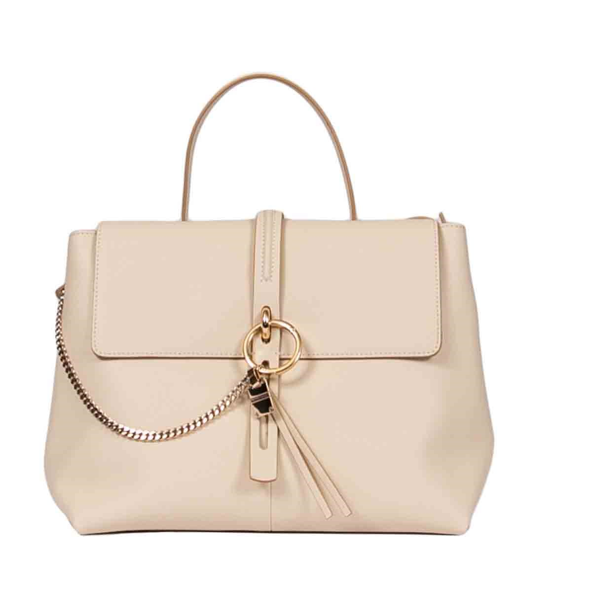 Medium Top Handle Bag