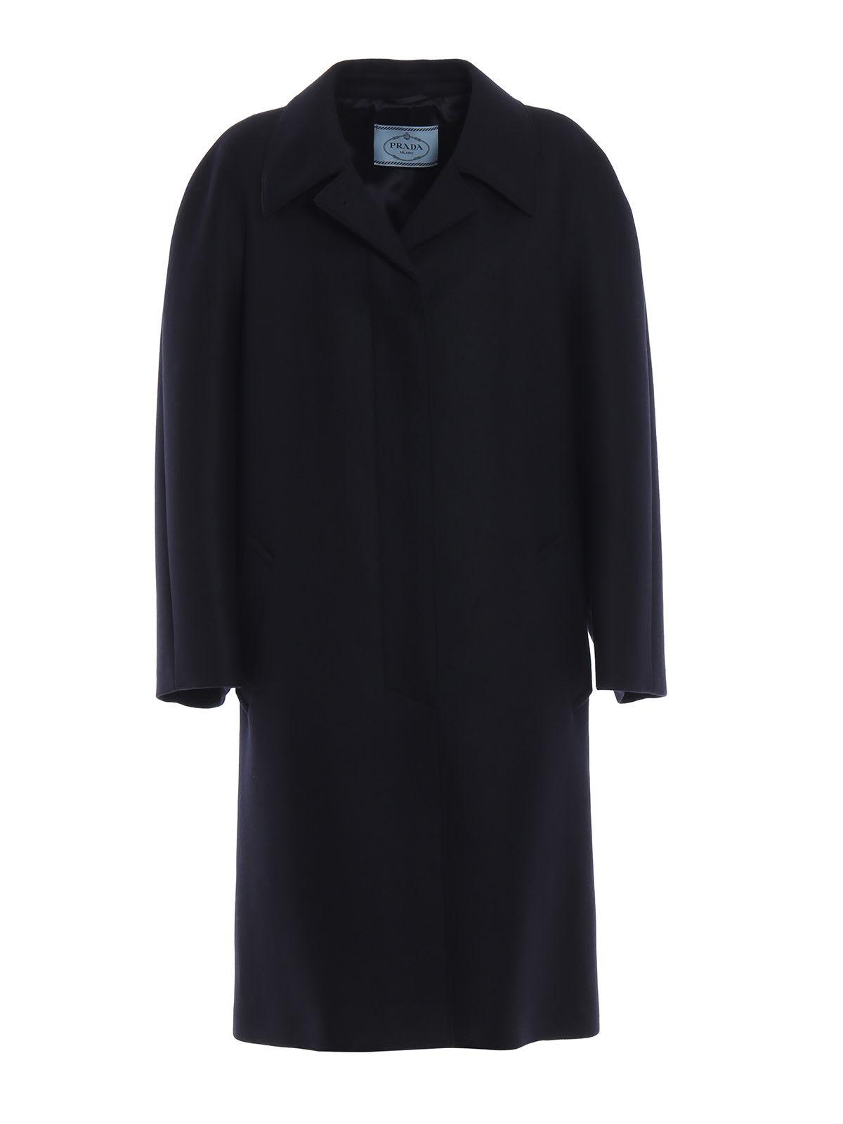 Prada Oversized Long Coat