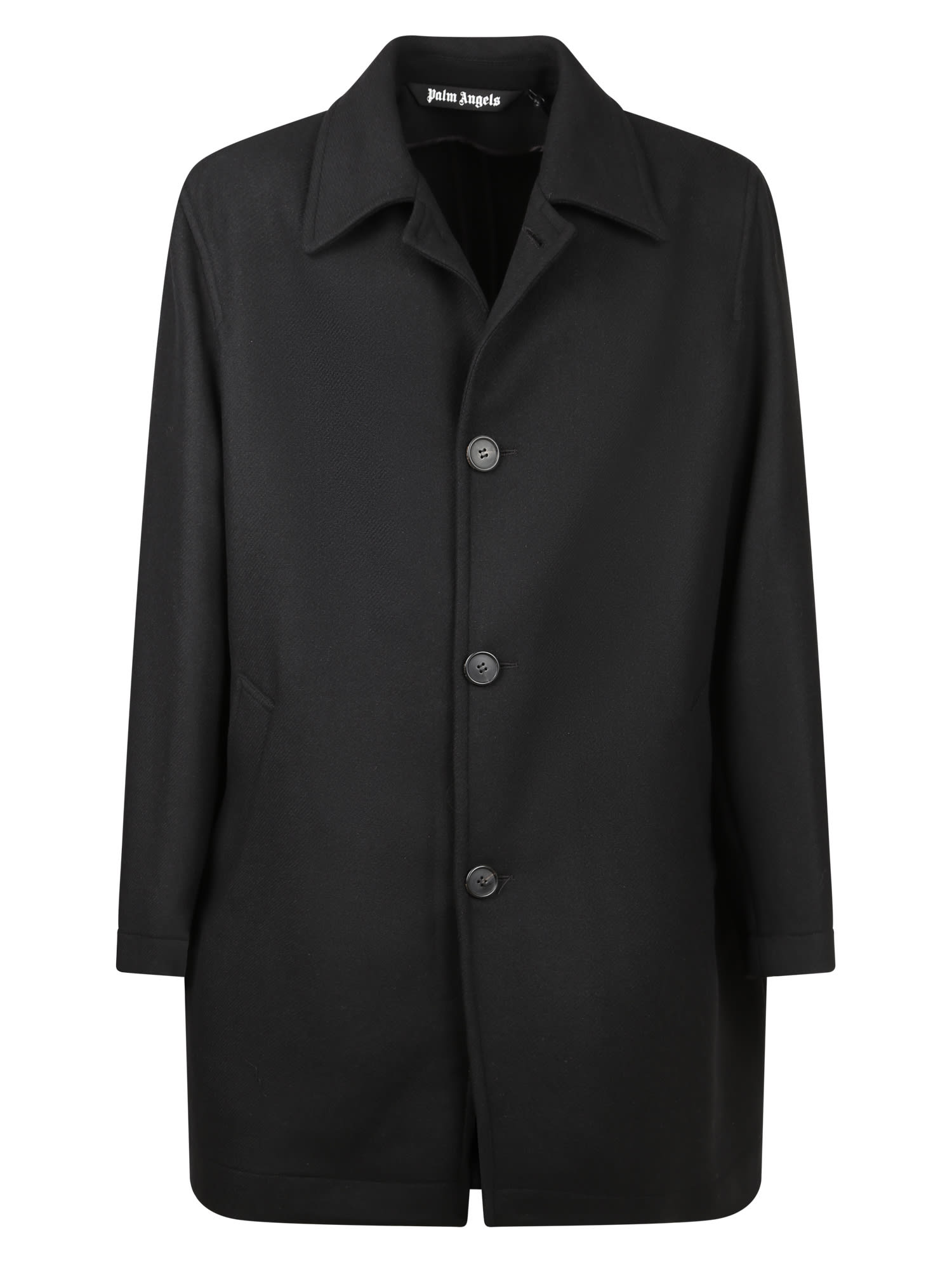 Palm Angels Single-breasted Coat