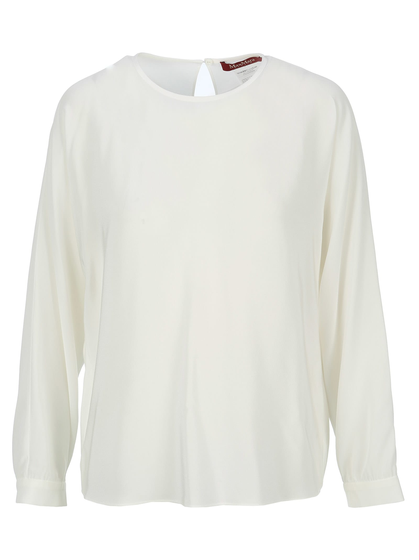 Max Mara Studio Silk Blouse