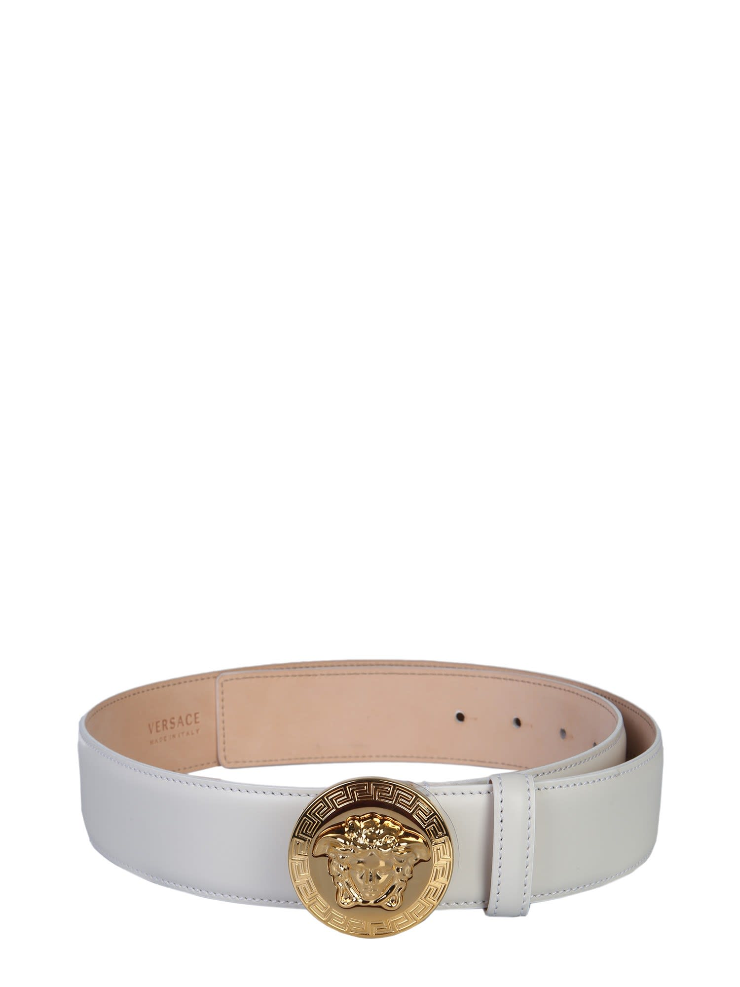 Best Price On The Market At Italist Versace Versace Belt With Medusa S Head