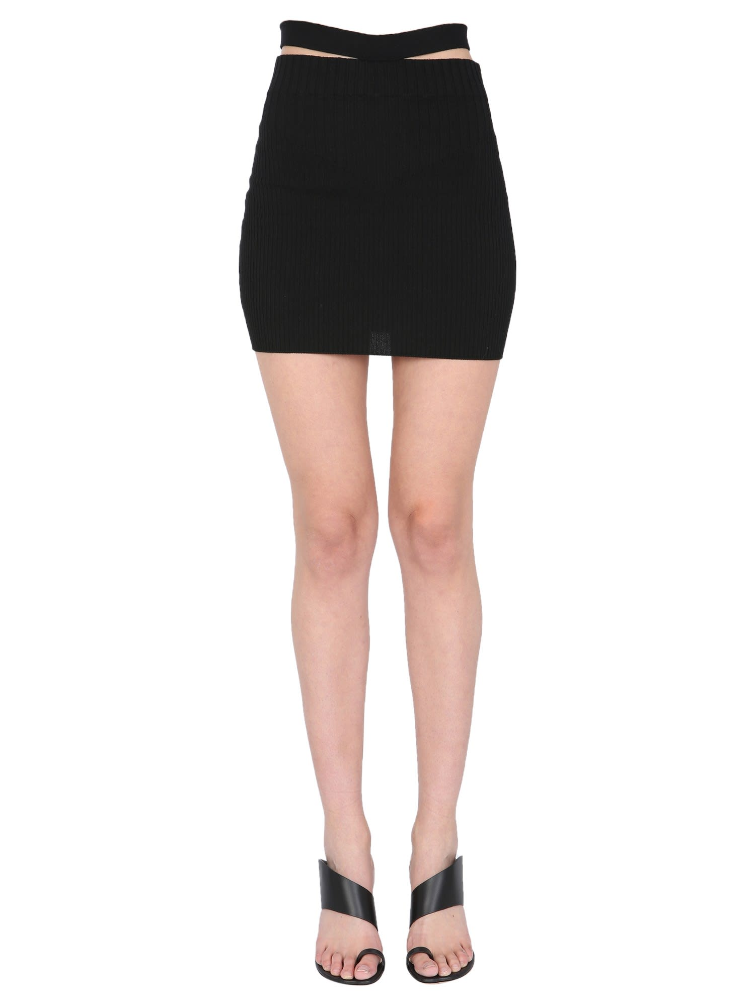 Ribbed Skirts