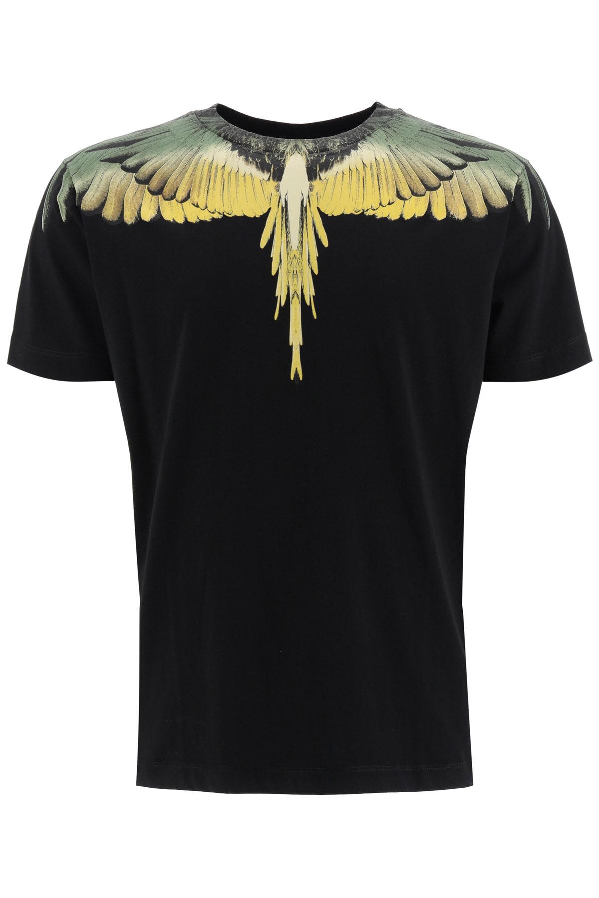 Marcelo Burlon Multicolour Wings T-shirt