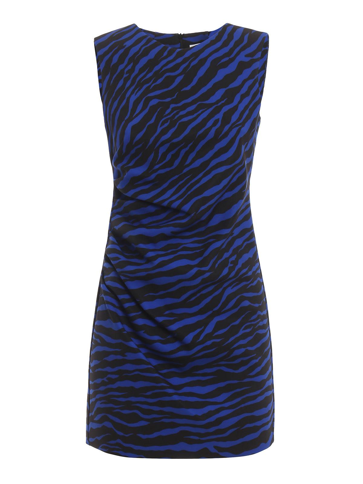 Parosh Printed Bra Dress