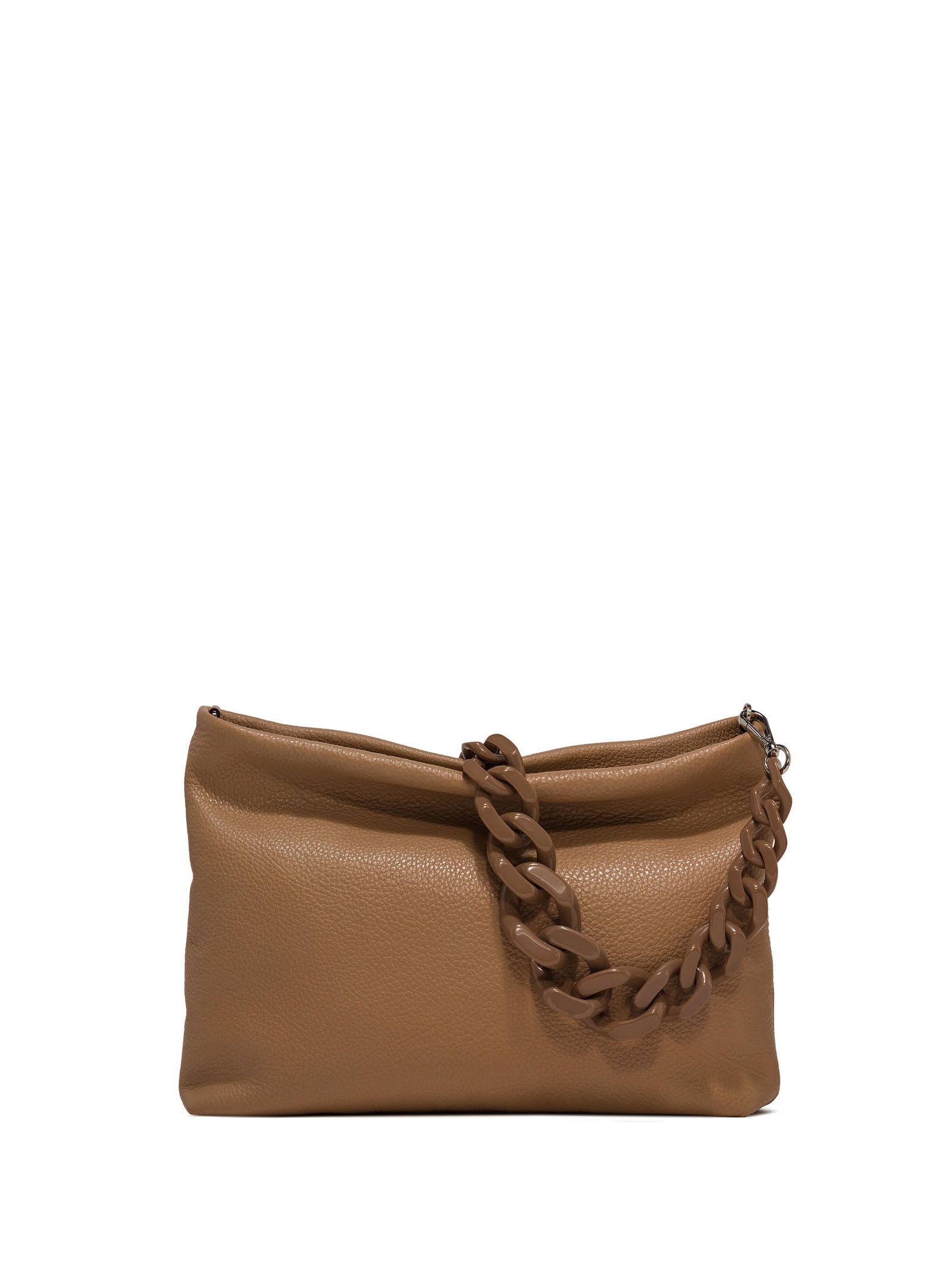 Camel Clutch Bag