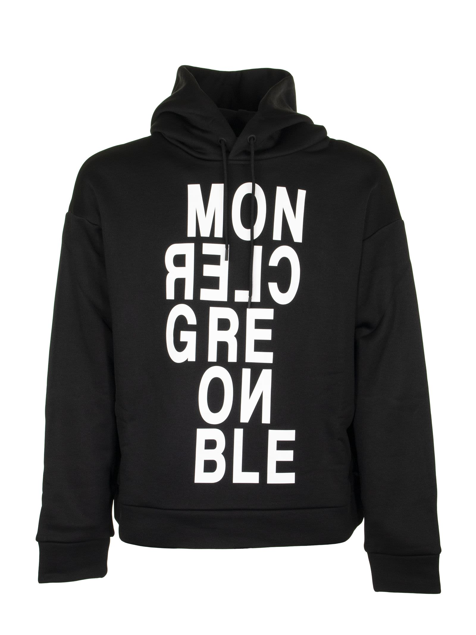 Moncler Grenoble Sweatshirt Black Sweater