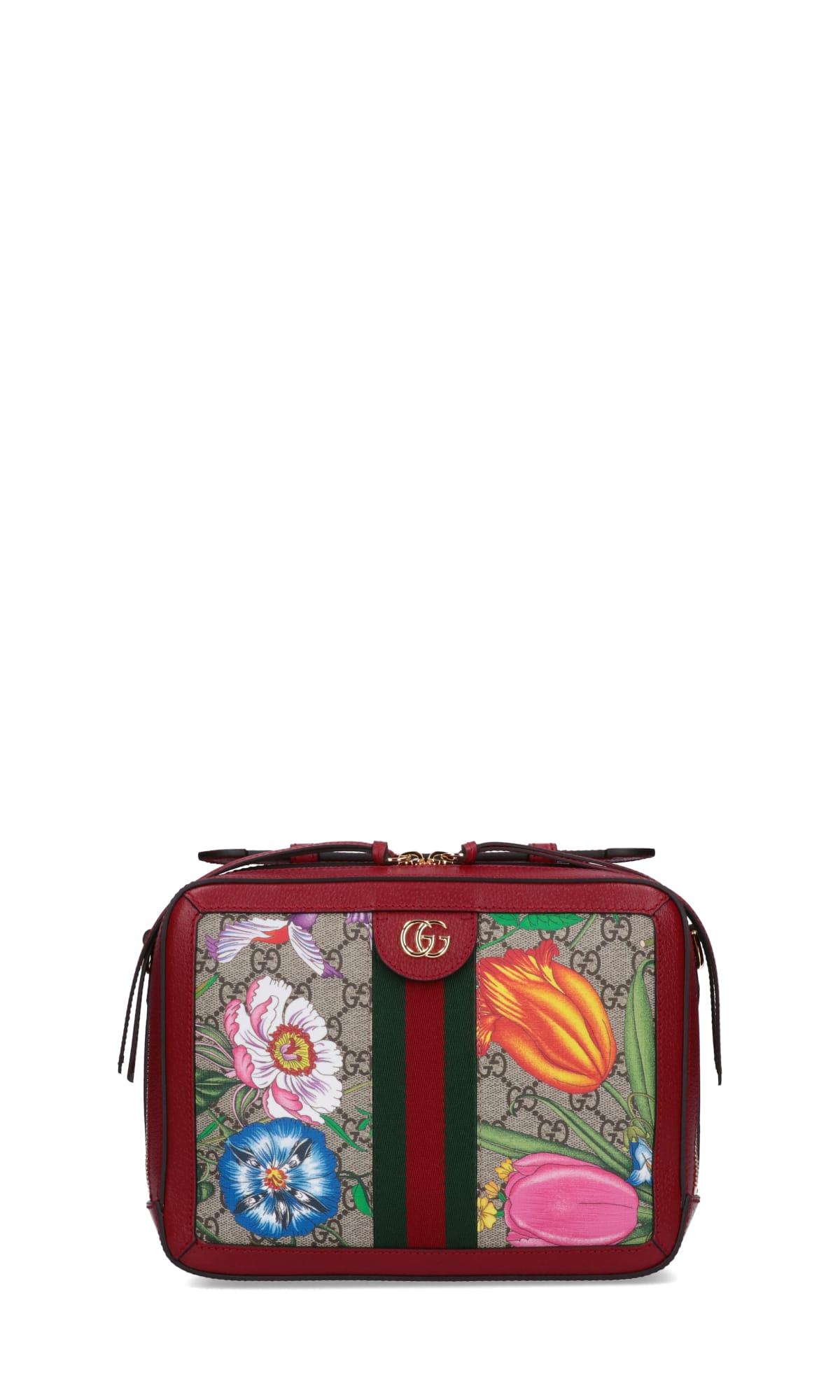 Gucci Ophidia Cube Shoulder-bag
