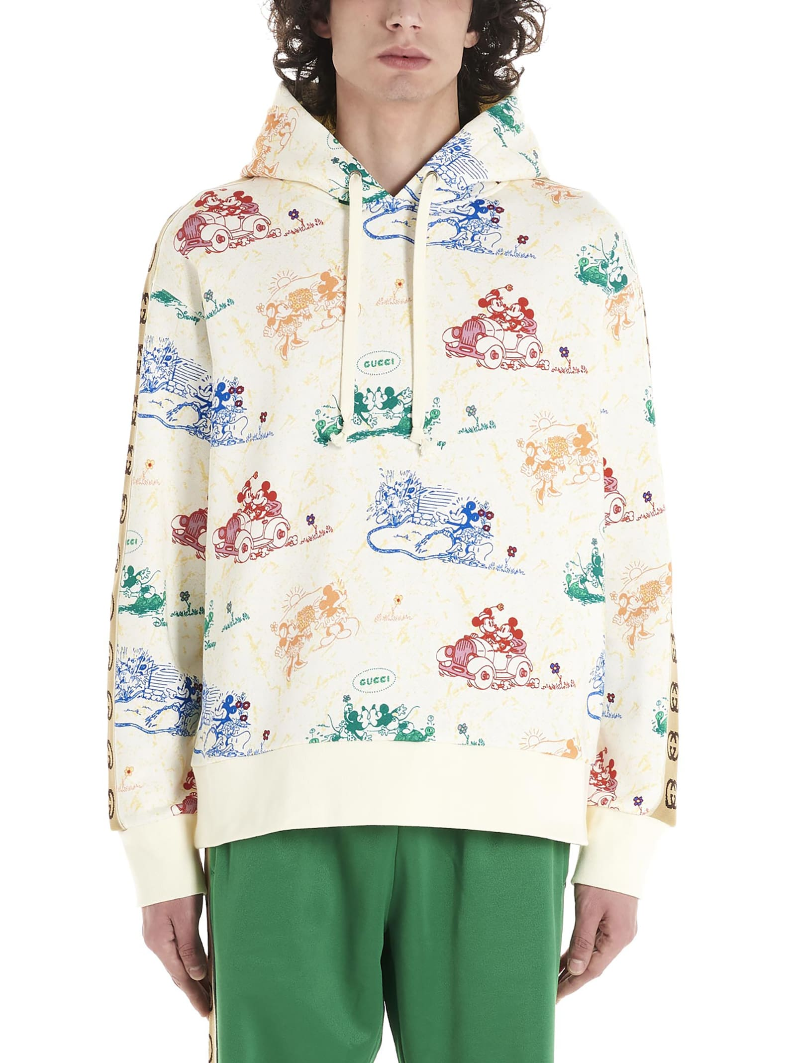 Gucci micky Mouse Stories Hoodie