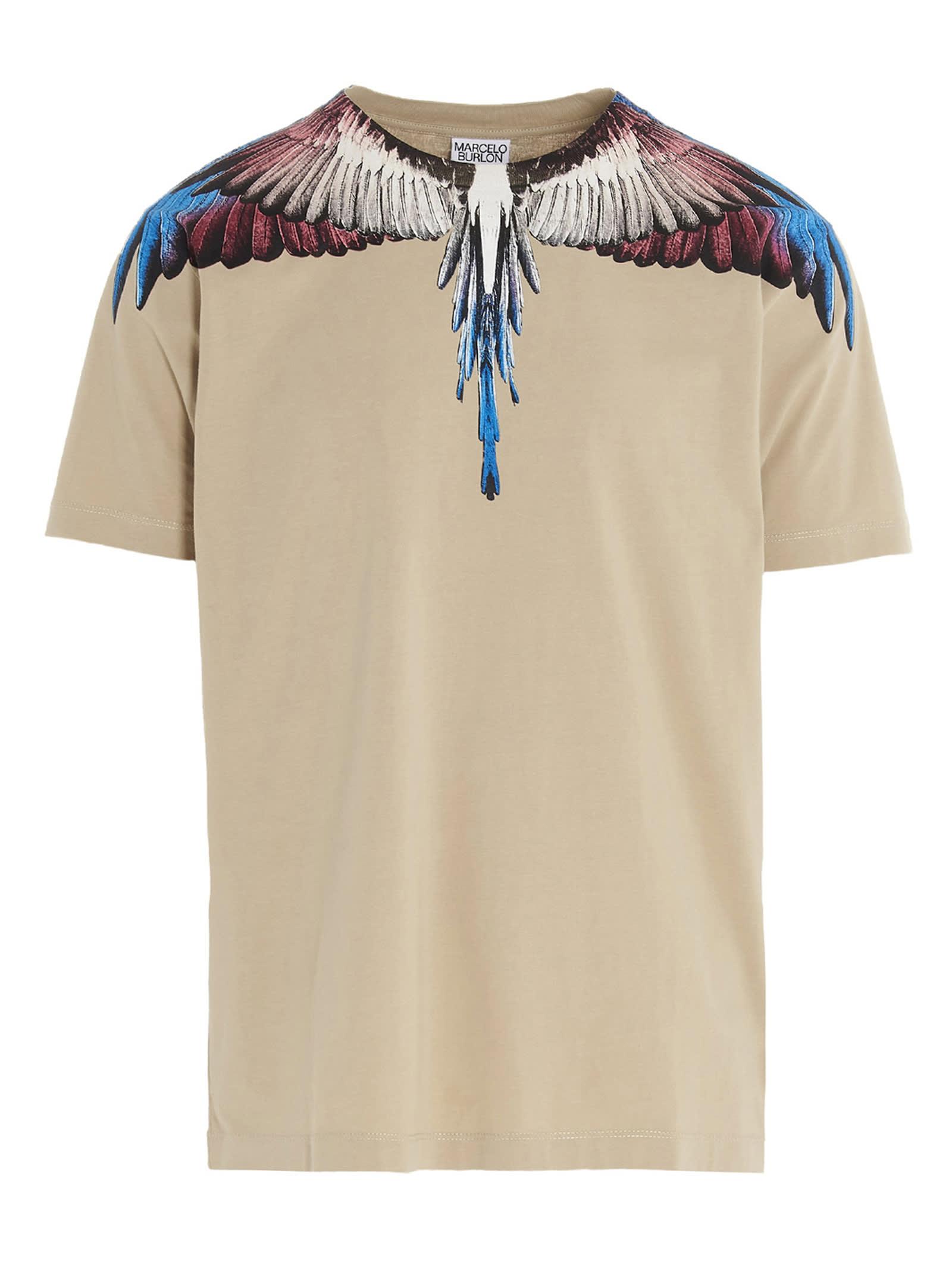 Marcelo Burlon wing Basic T-shirt