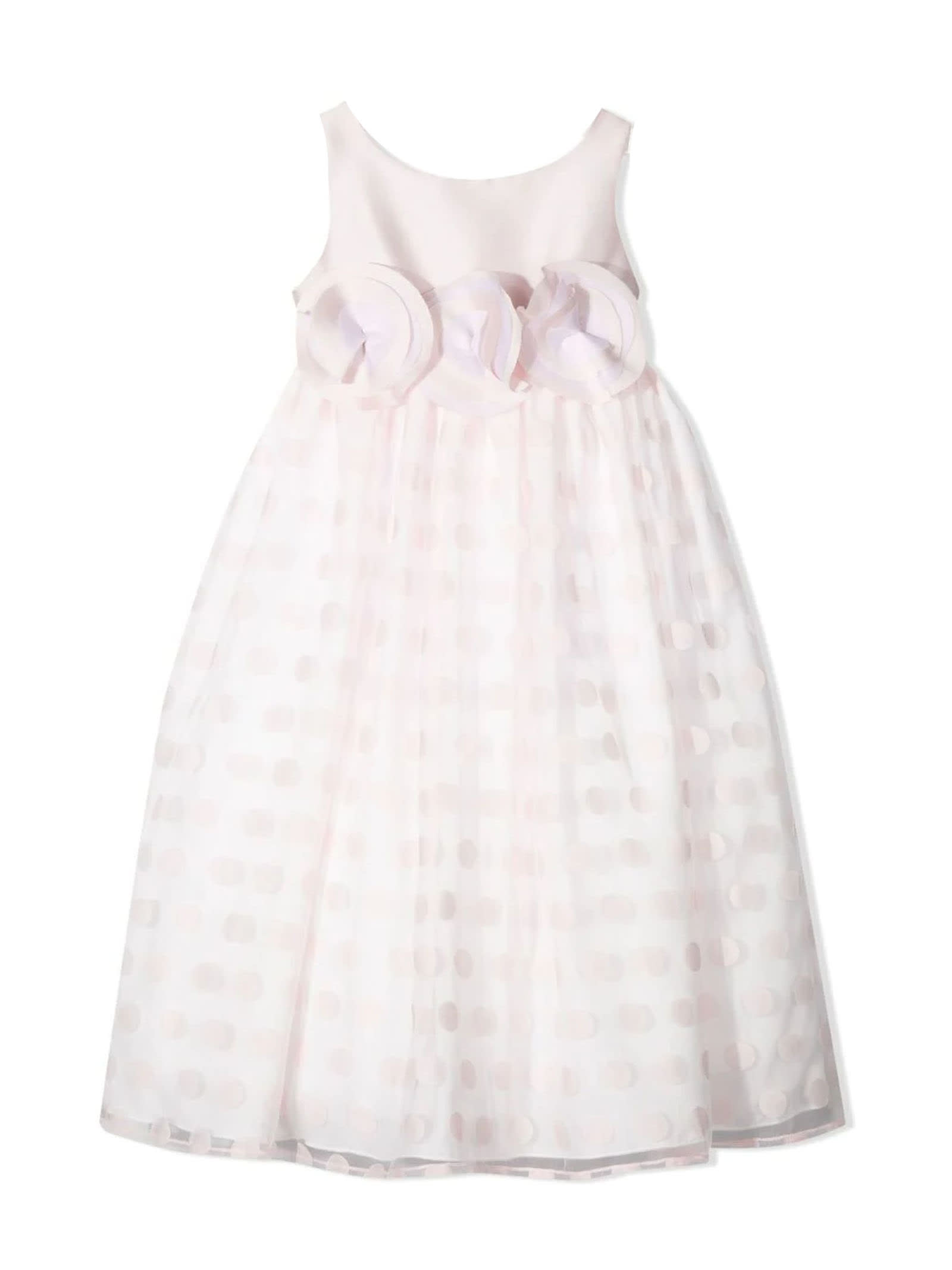 La Stupenderia LIGHT PINK DRESS
