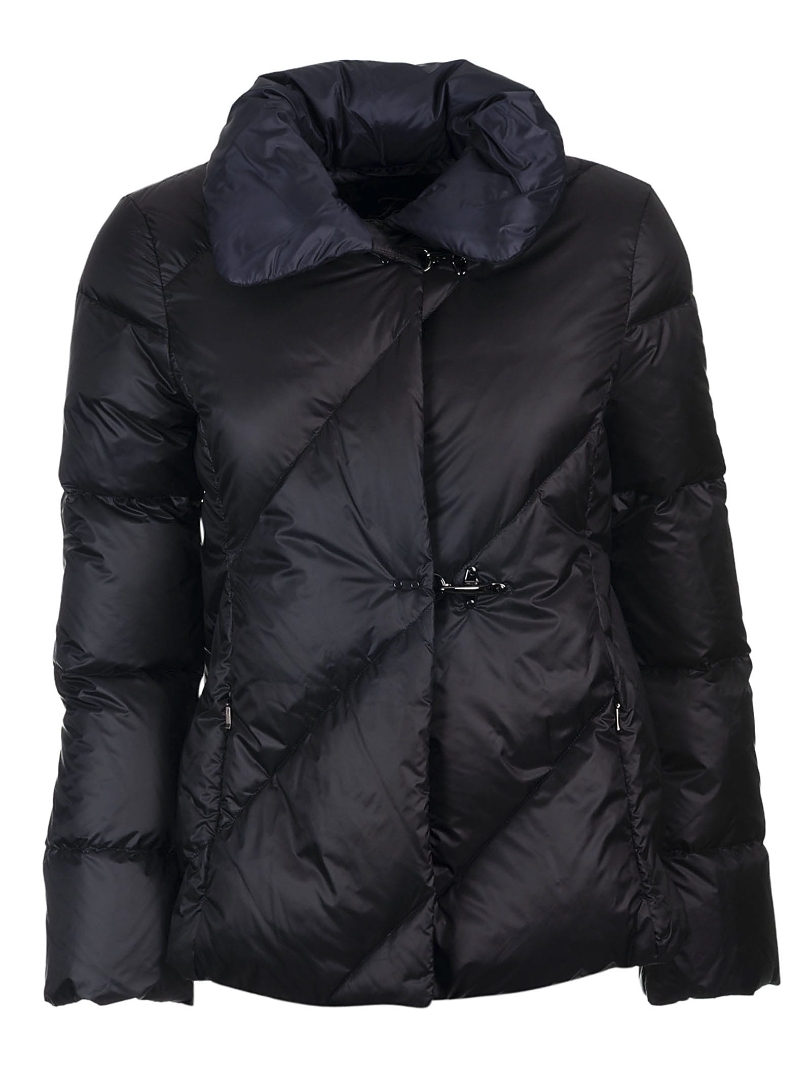 Fay Hook Fastening Padded Jacket