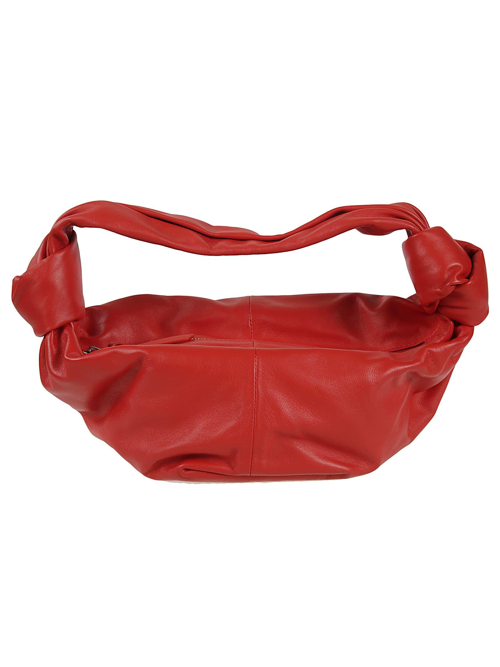 Bottega Veneta Jodie Leather Mini Bag