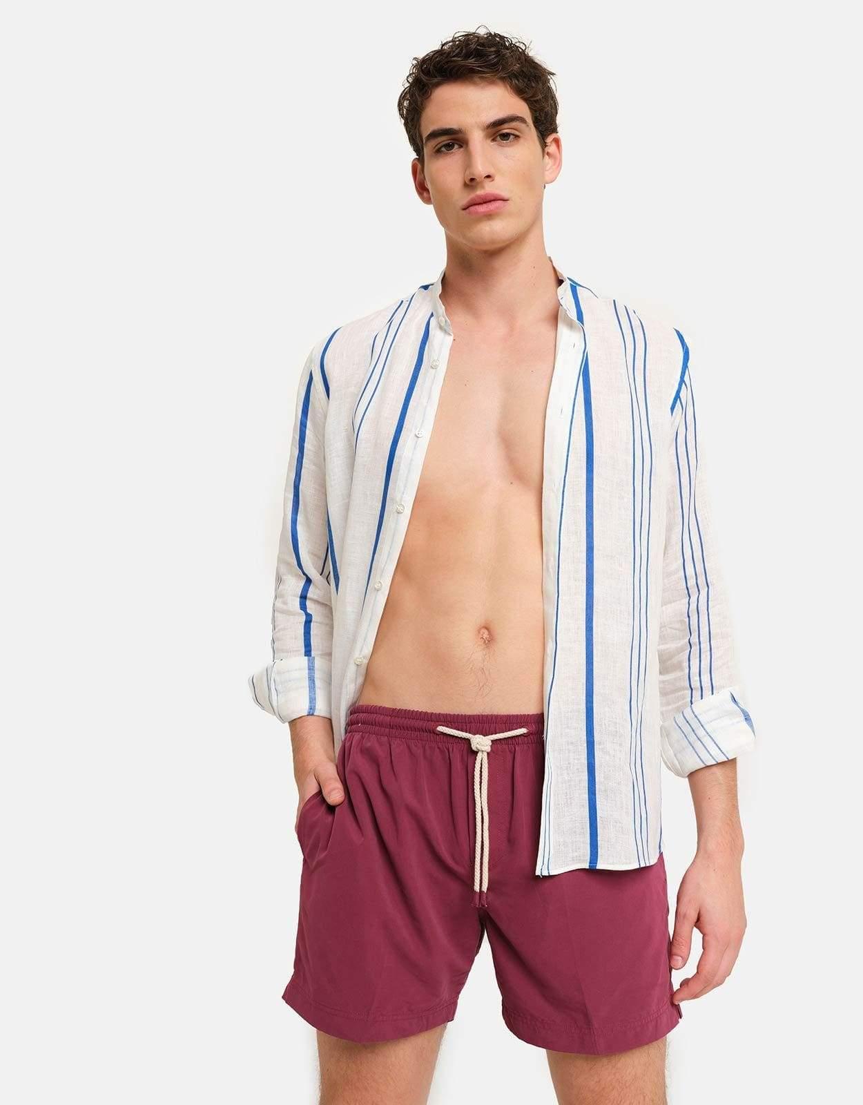 Peninsula Swimwear ISOLA ROSSA MICRO ELASTIC
