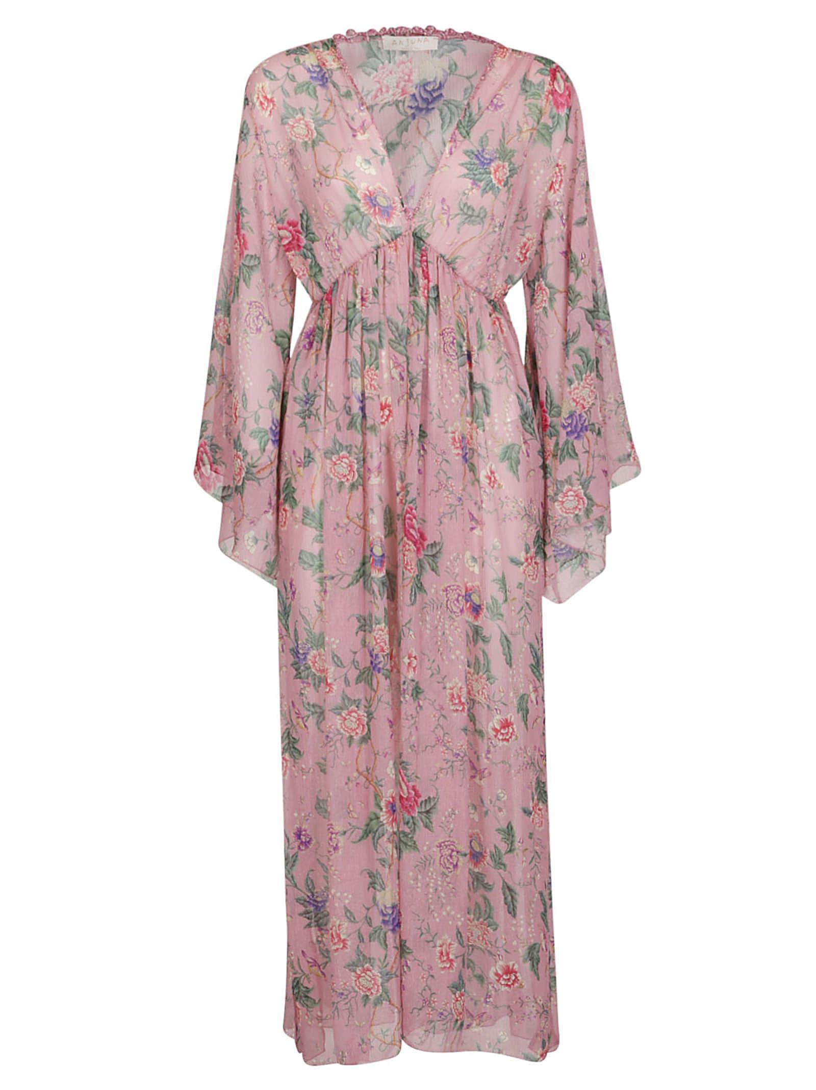 Buy Anjuna Anjuna Floral Dress online, shop Anjuna with free shipping