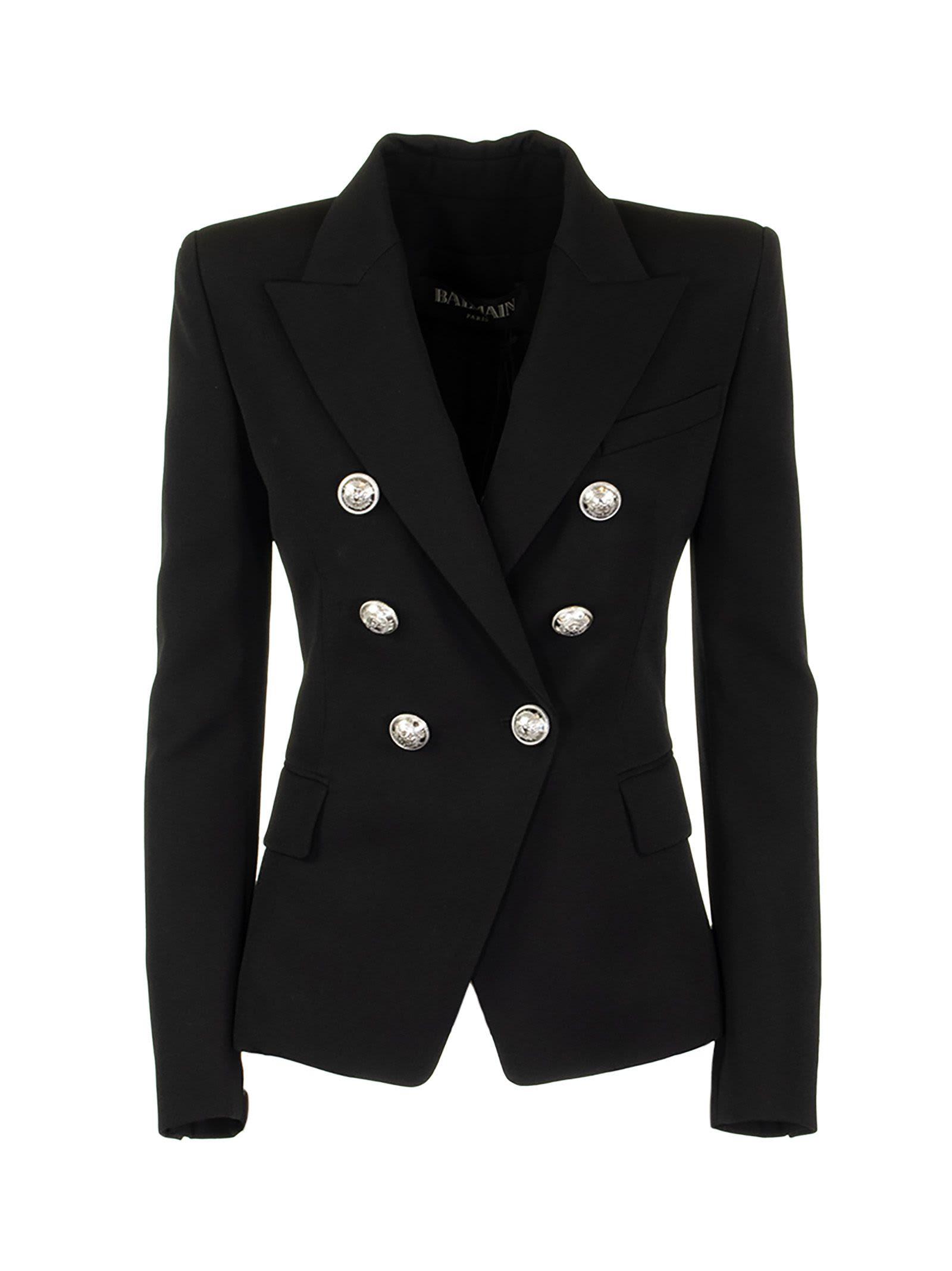 Balmain Jacket Noir